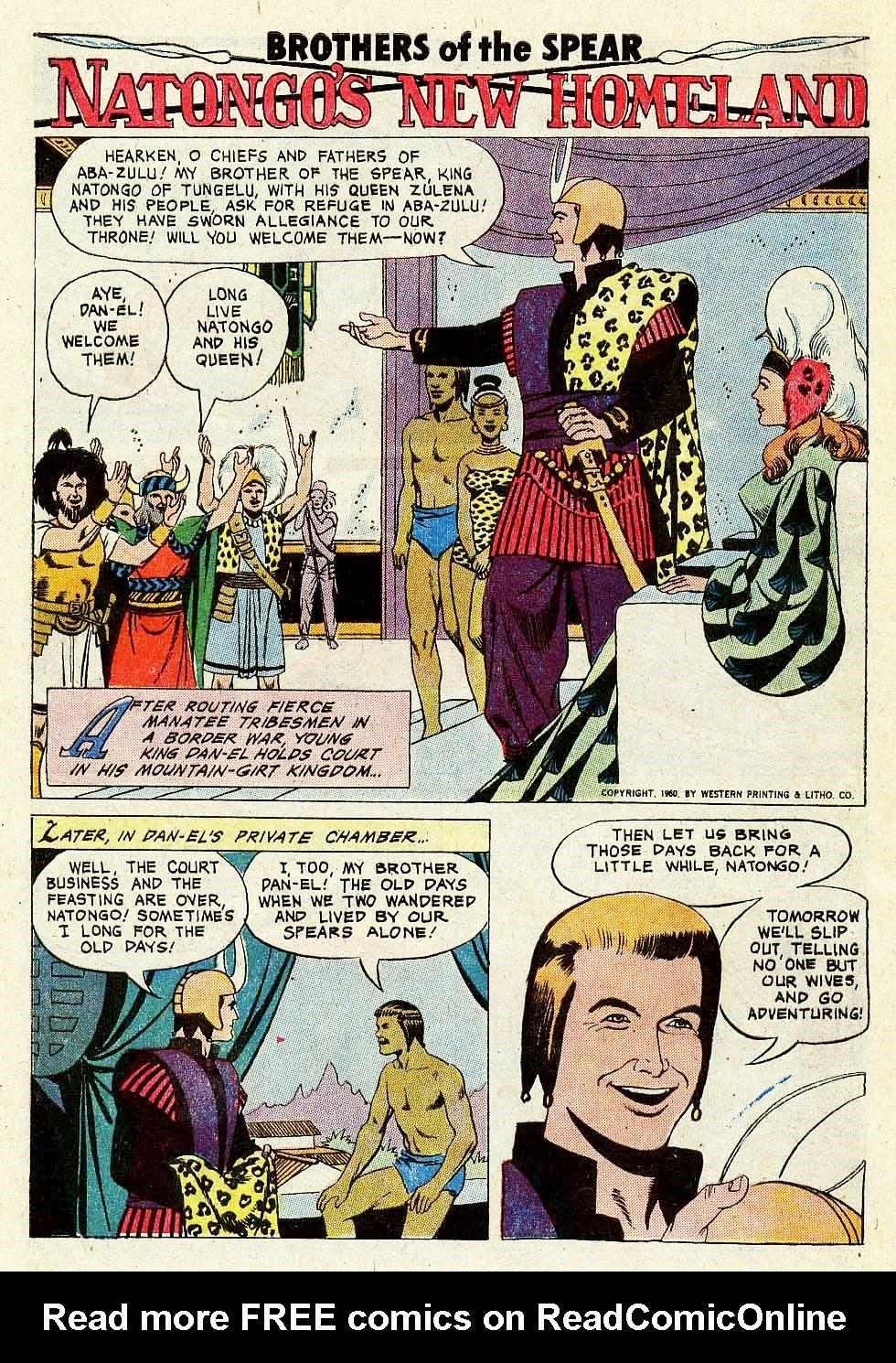 Tarzan (1948) issue 122 - Page 28