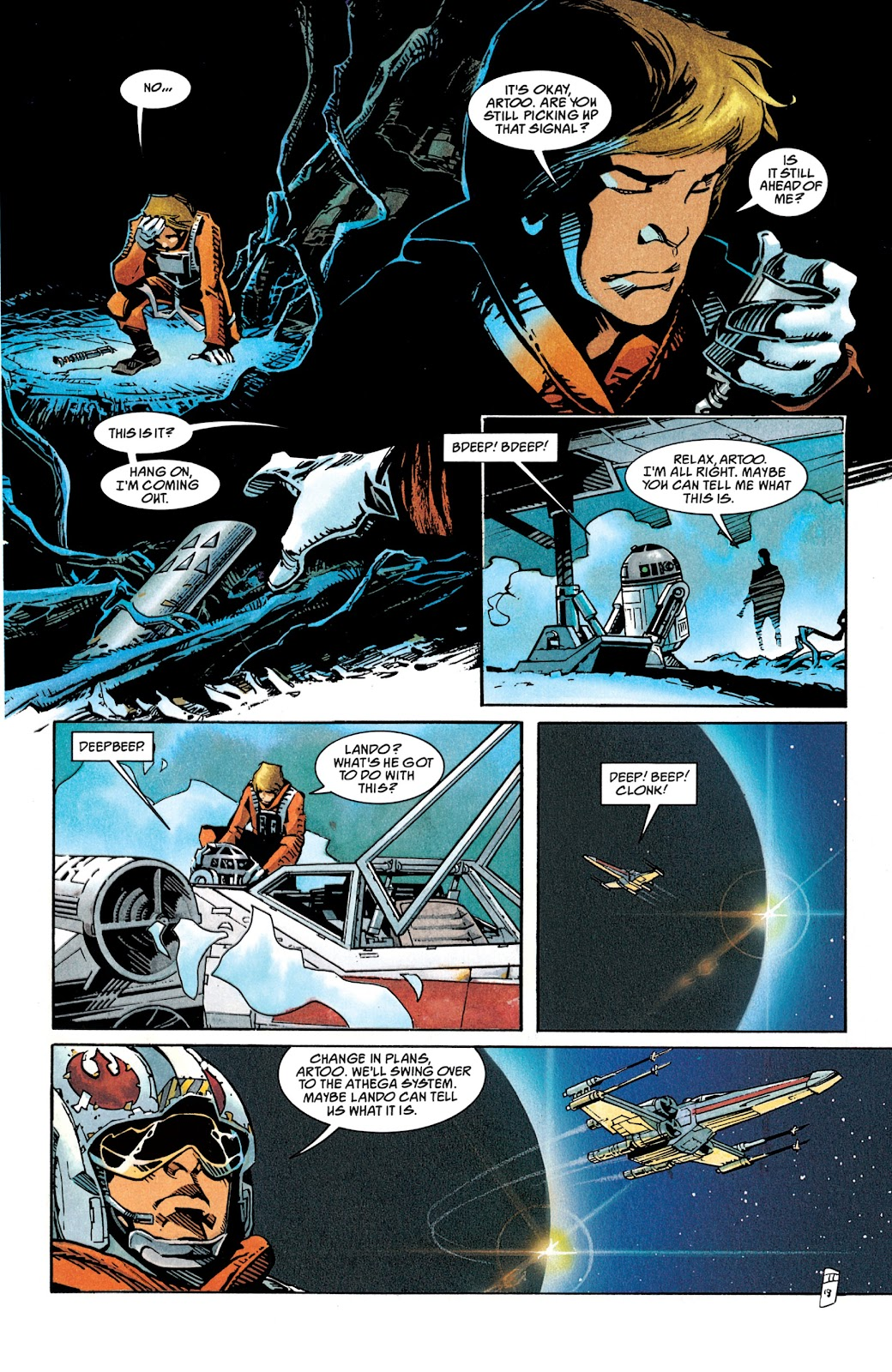 Read online Star Wars Legends: The New Republic - Epic Collection comic -  Issue # TPB 4 (Part 1) - 50