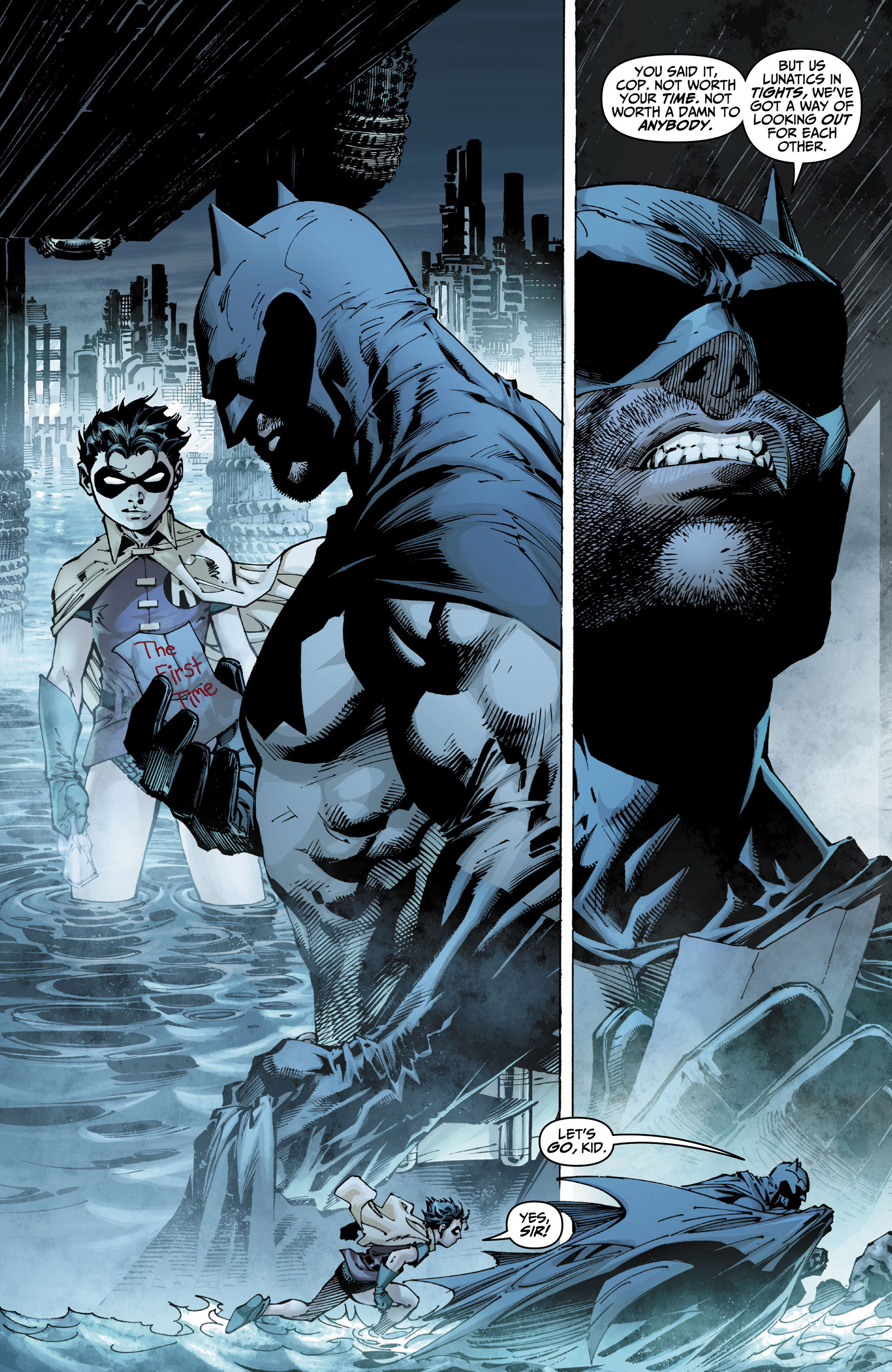 Read online All Star Batman & Robin, The Boy Wonder comic -  Issue #10 - 7