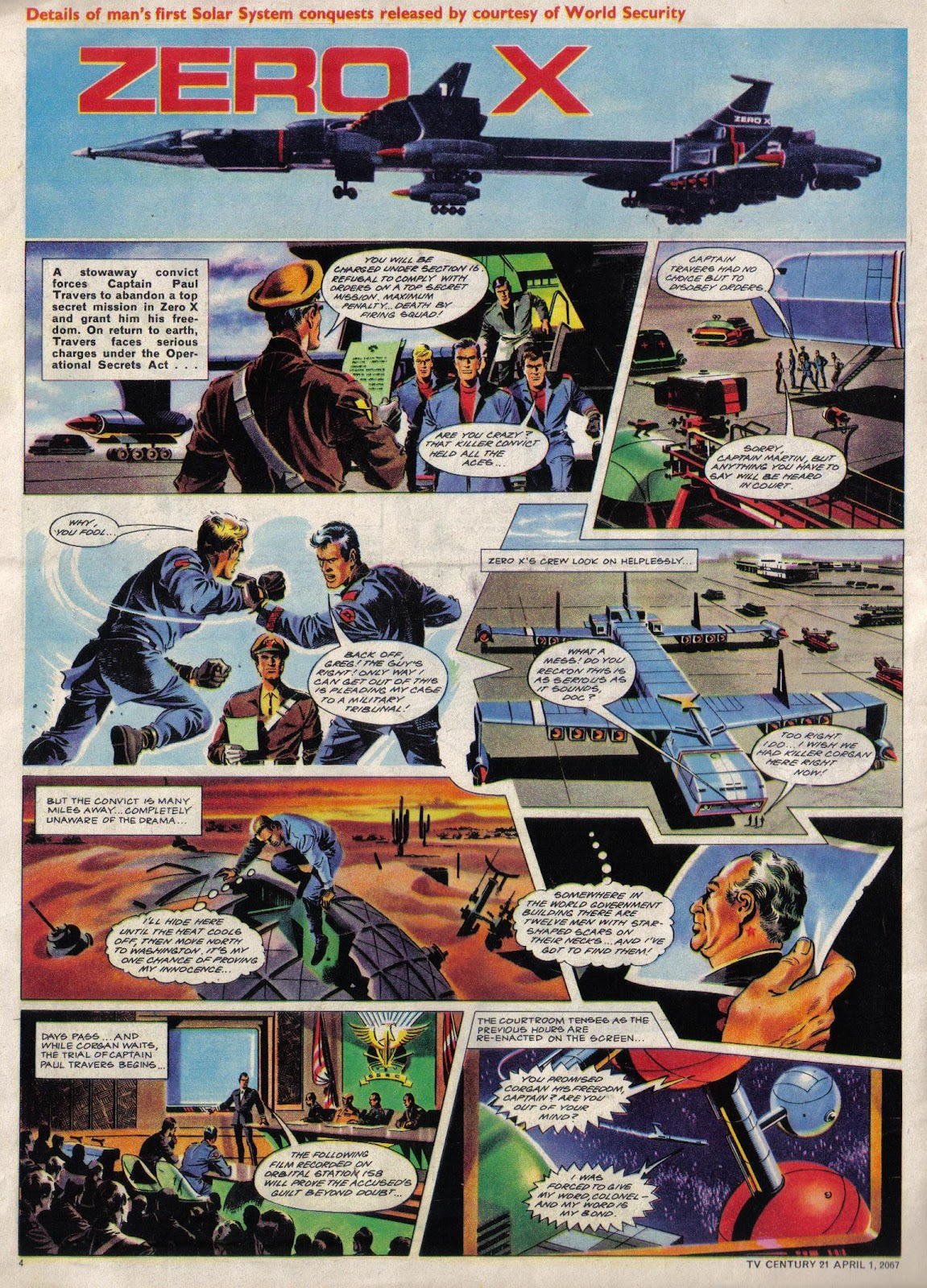 TV Century 21 (TV 21) issue 115 - Page 4