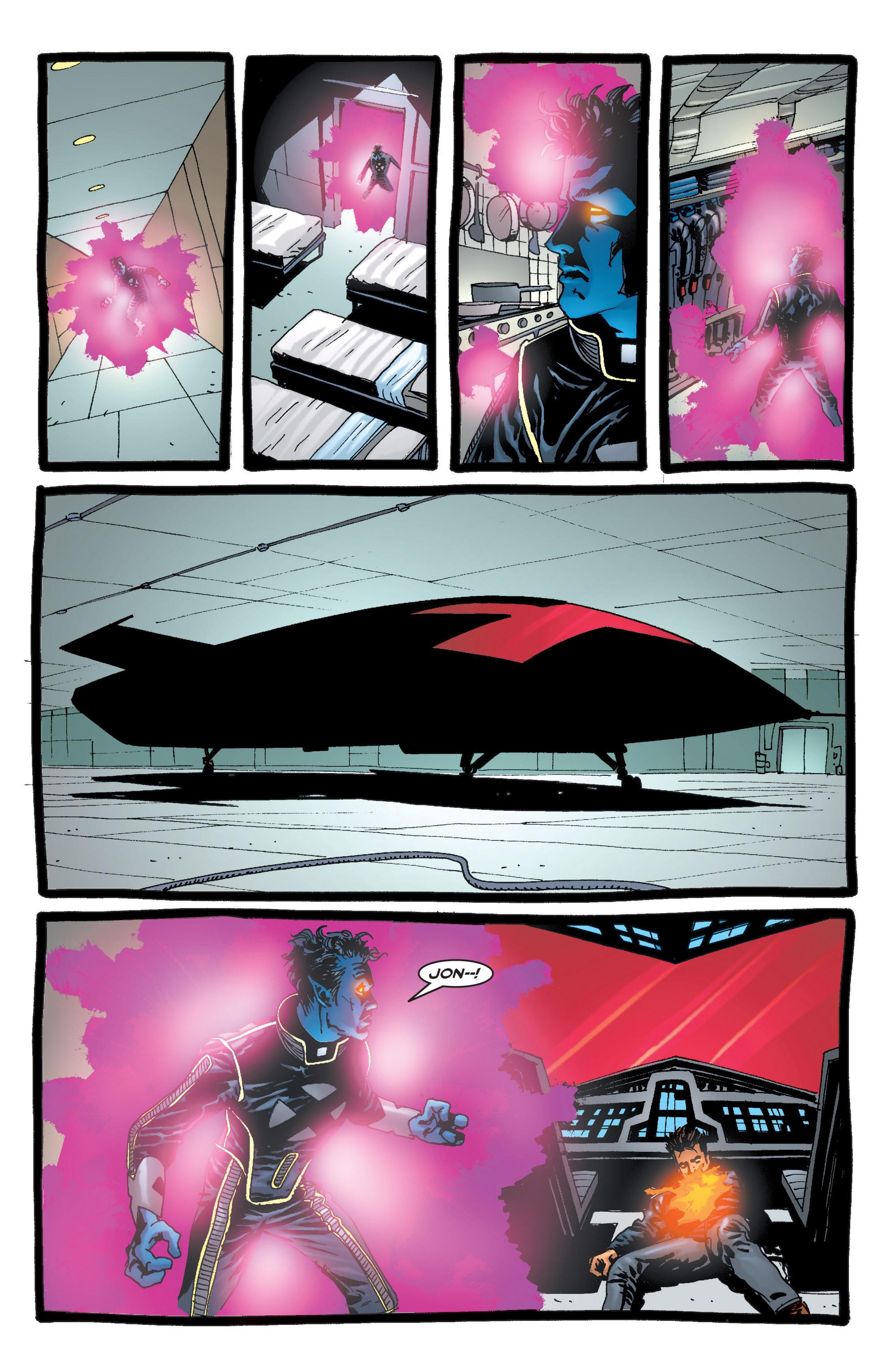 Read online Uncanny X-Men (1963) comic -  Issue #405 - 14
