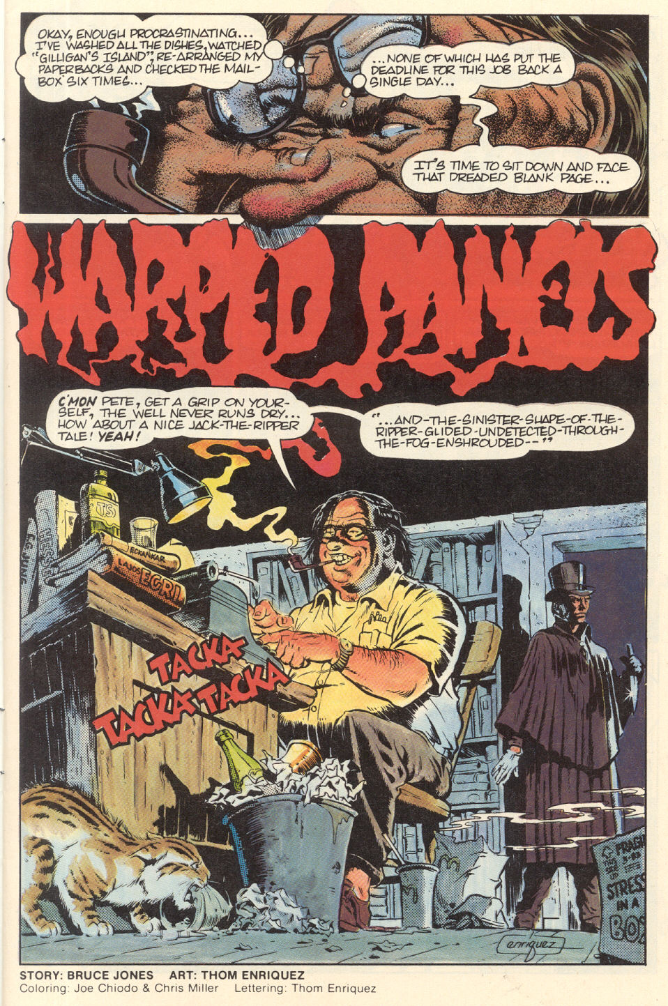 Read online Twisted Tales (1982) comic -  Issue #9 - 3