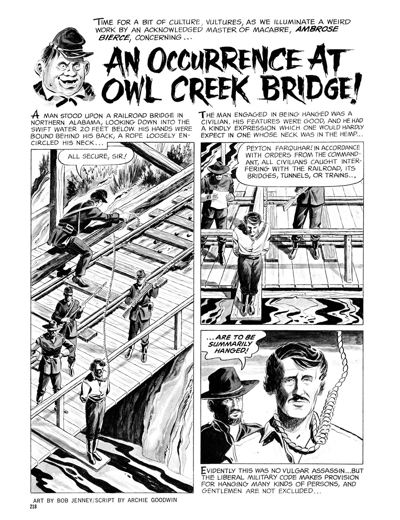 Read online Eerie Archives comic -  Issue # TPB 2 - 219