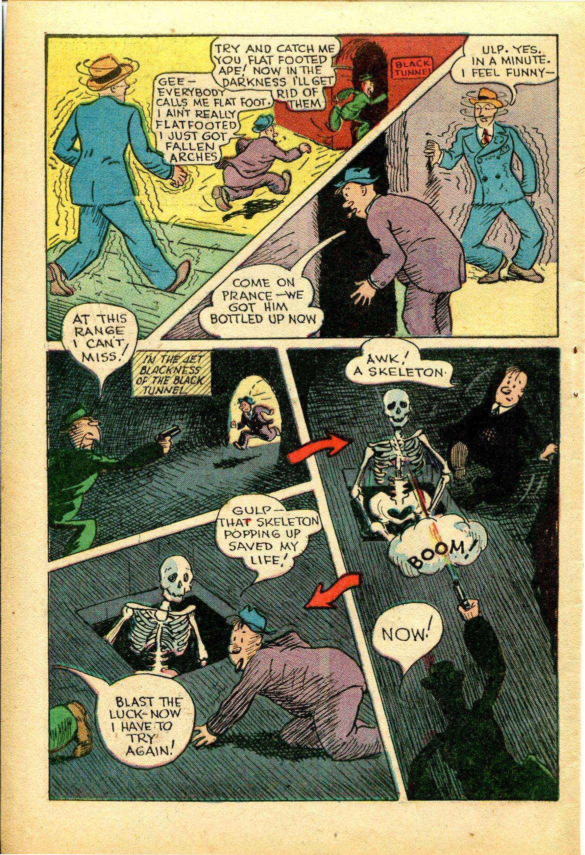 Read online Shadow Comics comic -  Issue #51 - 43