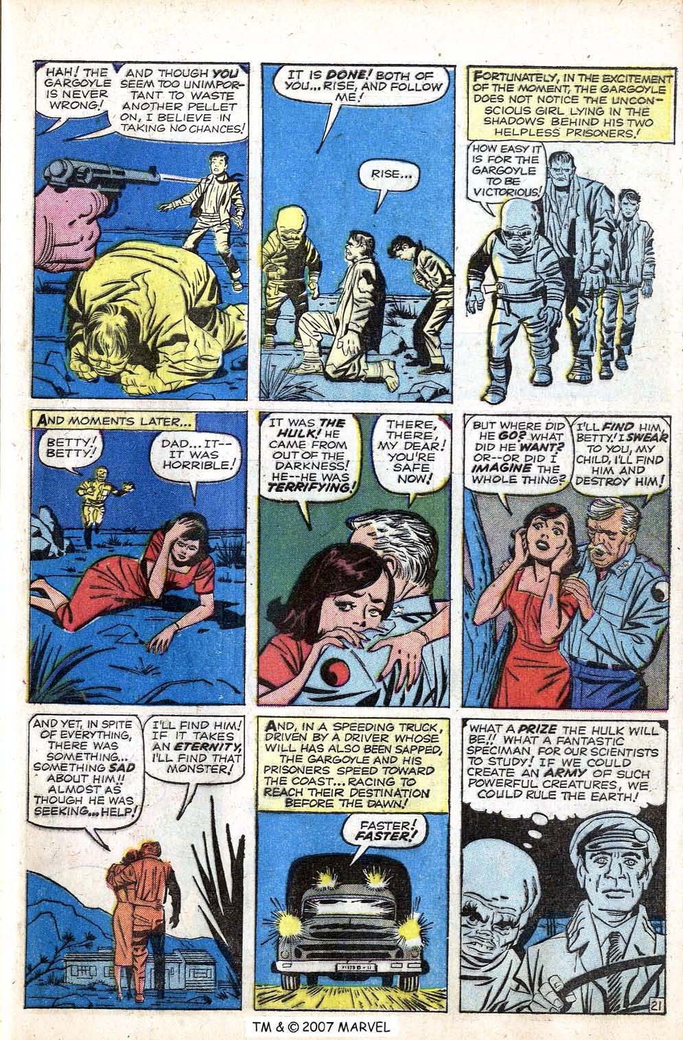 The Incredible Hulk (1962) issue 1 - Page 29