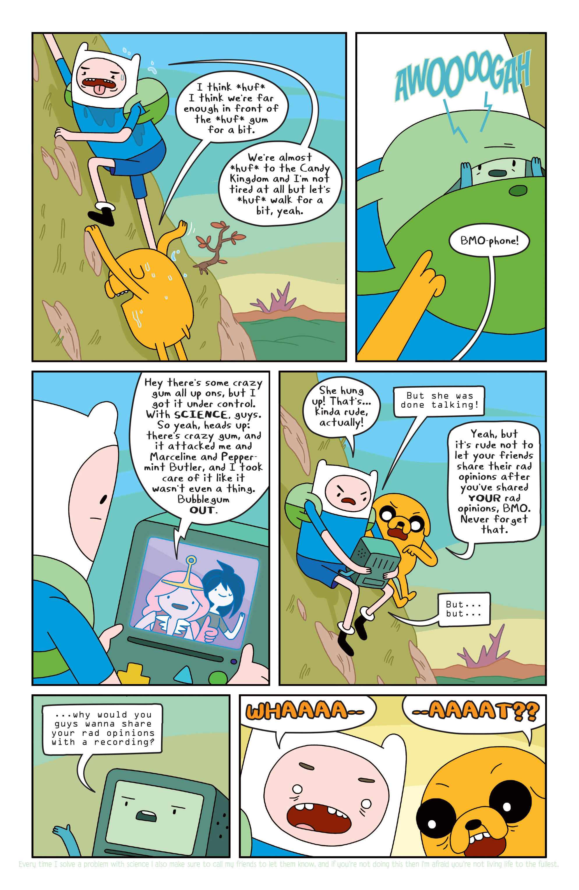 Read online Adventure Time comic -  Issue #Adventure Time _TPB 5 - 38