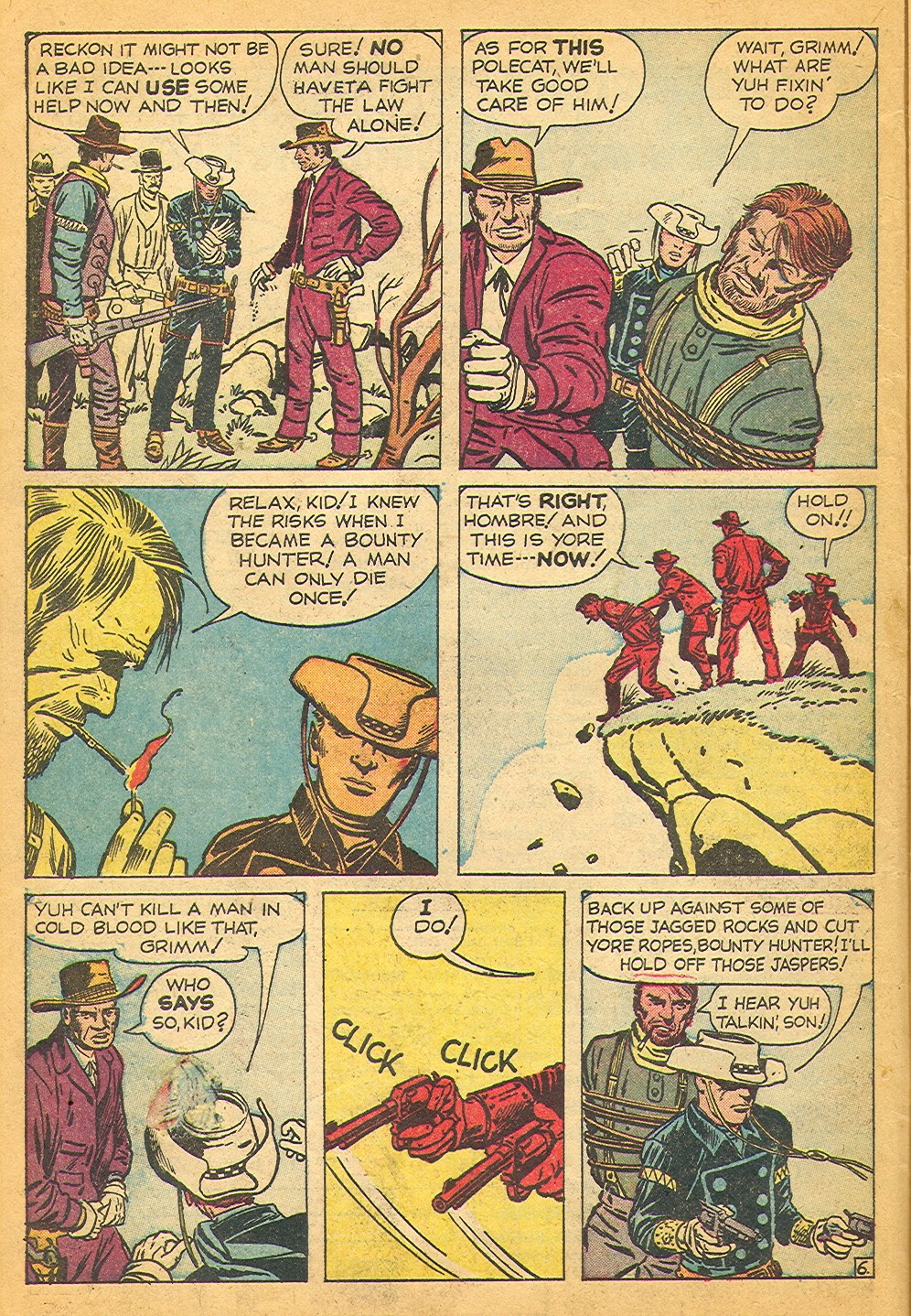 The Rawhide Kid (1955) issue 26 - Page 10