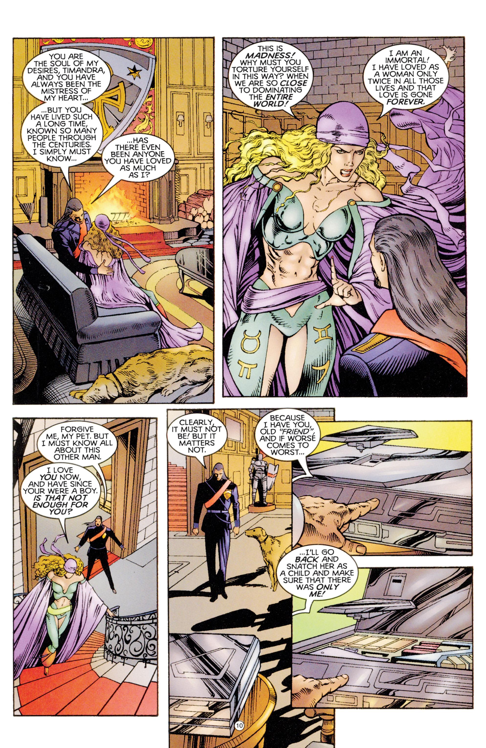 Read online Eternal Warriors comic -  Issue # Issue Digital Alchemy - 9