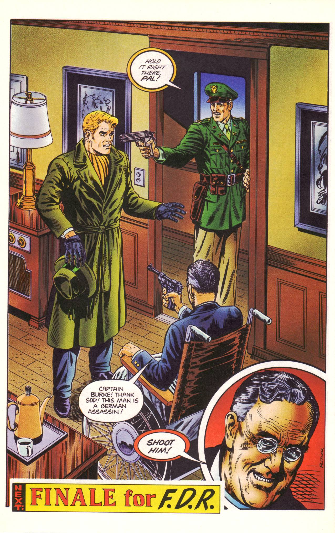 Read online Sting of The Green Hornet comic -  Issue #3 - 23