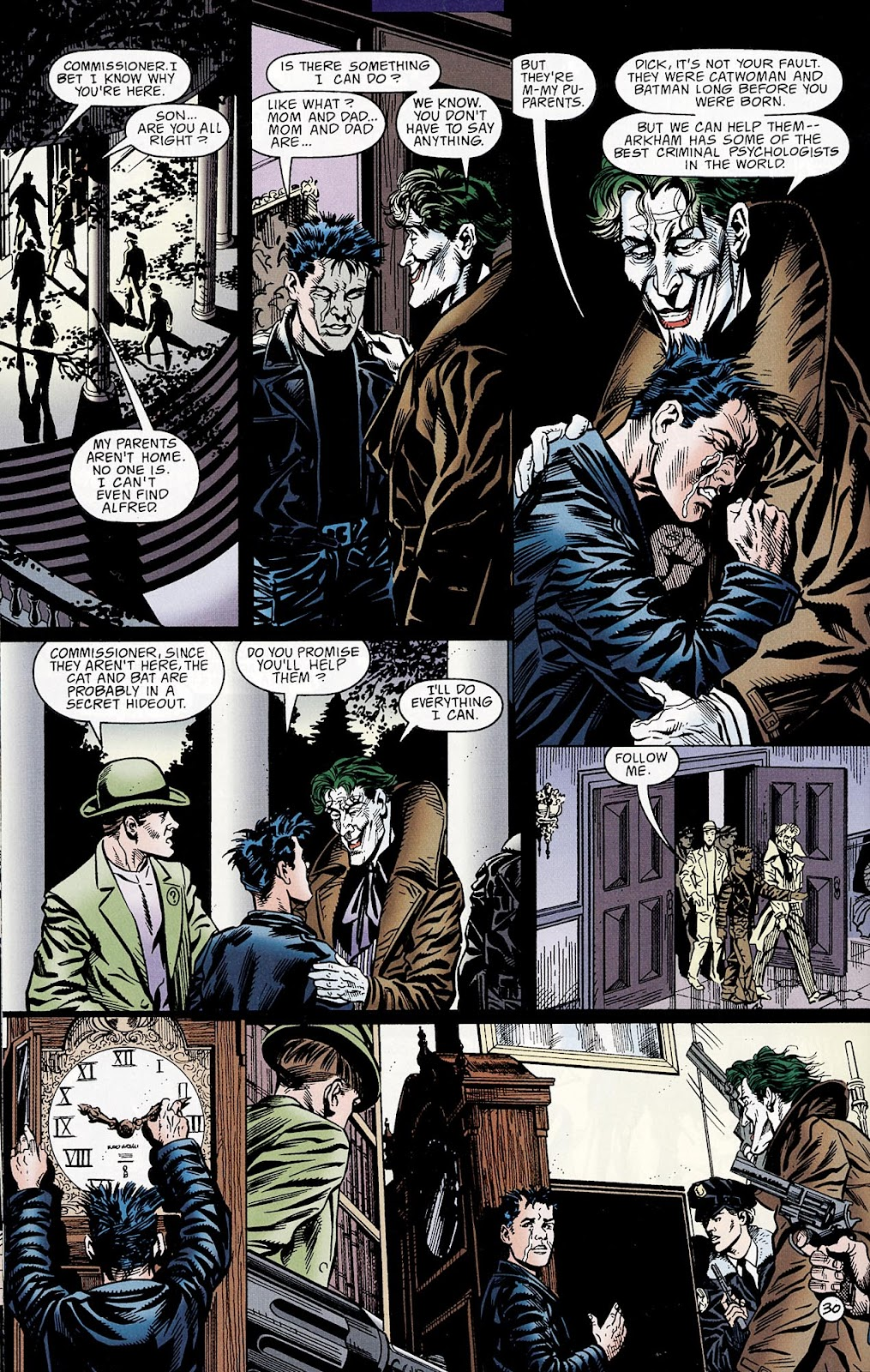 Catwoman (1993) Annual 3 #3 - English 31