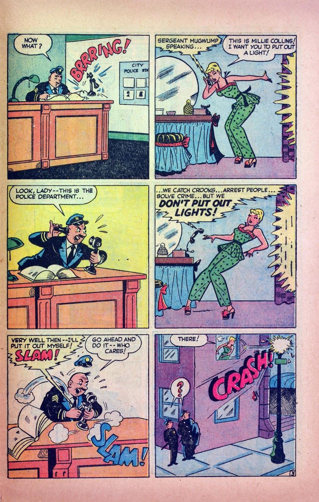 Read online Joker Comics comic -  Issue #38 - 25