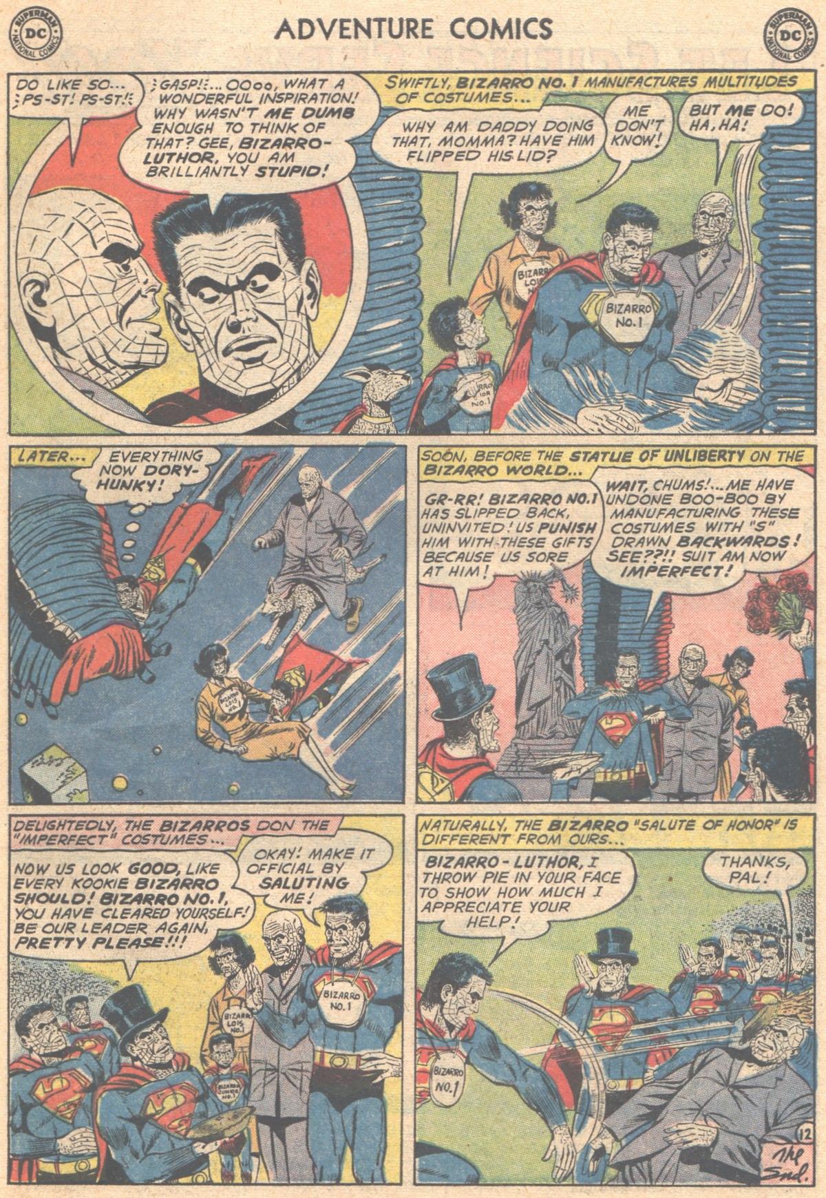 Read online Adventure Comics (1938) comic -  Issue #293 - 31