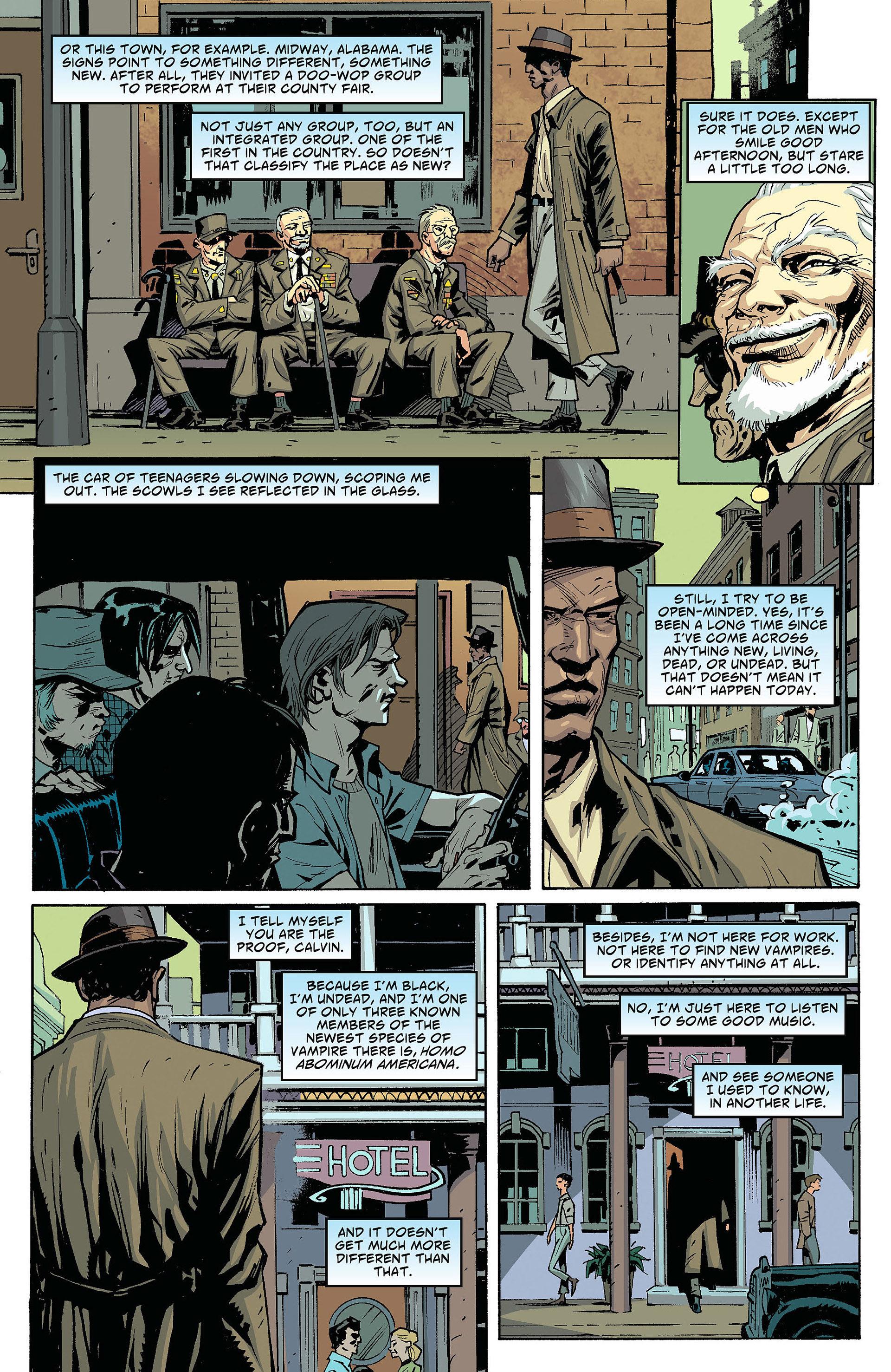 Read online American Vampire comic -  Issue #26 - 8