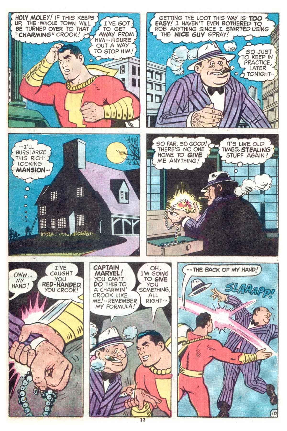 Read online Shazam! (1973) comic -  Issue #13 - 14