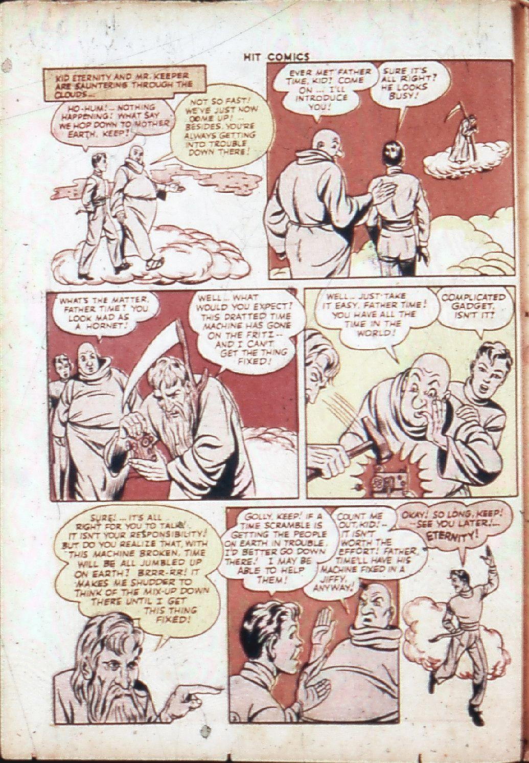 Read online Hit Comics comic -  Issue #30 - 5