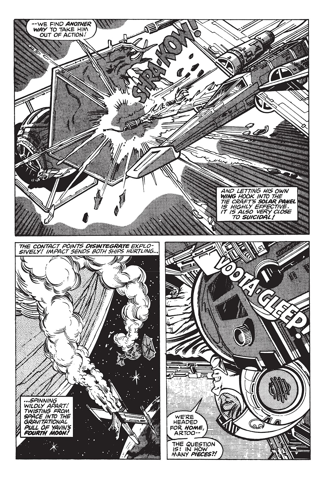 Read online Star Wars Legends: The Original Marvel Years - Epic Collection comic -  Issue # TPB 2 (Part 4) - 46