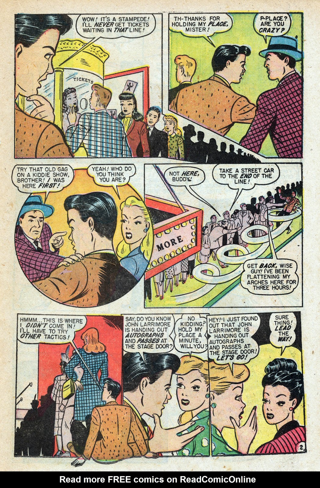 Read online Nellie The Nurse (1945) comic -  Issue #17 - 29