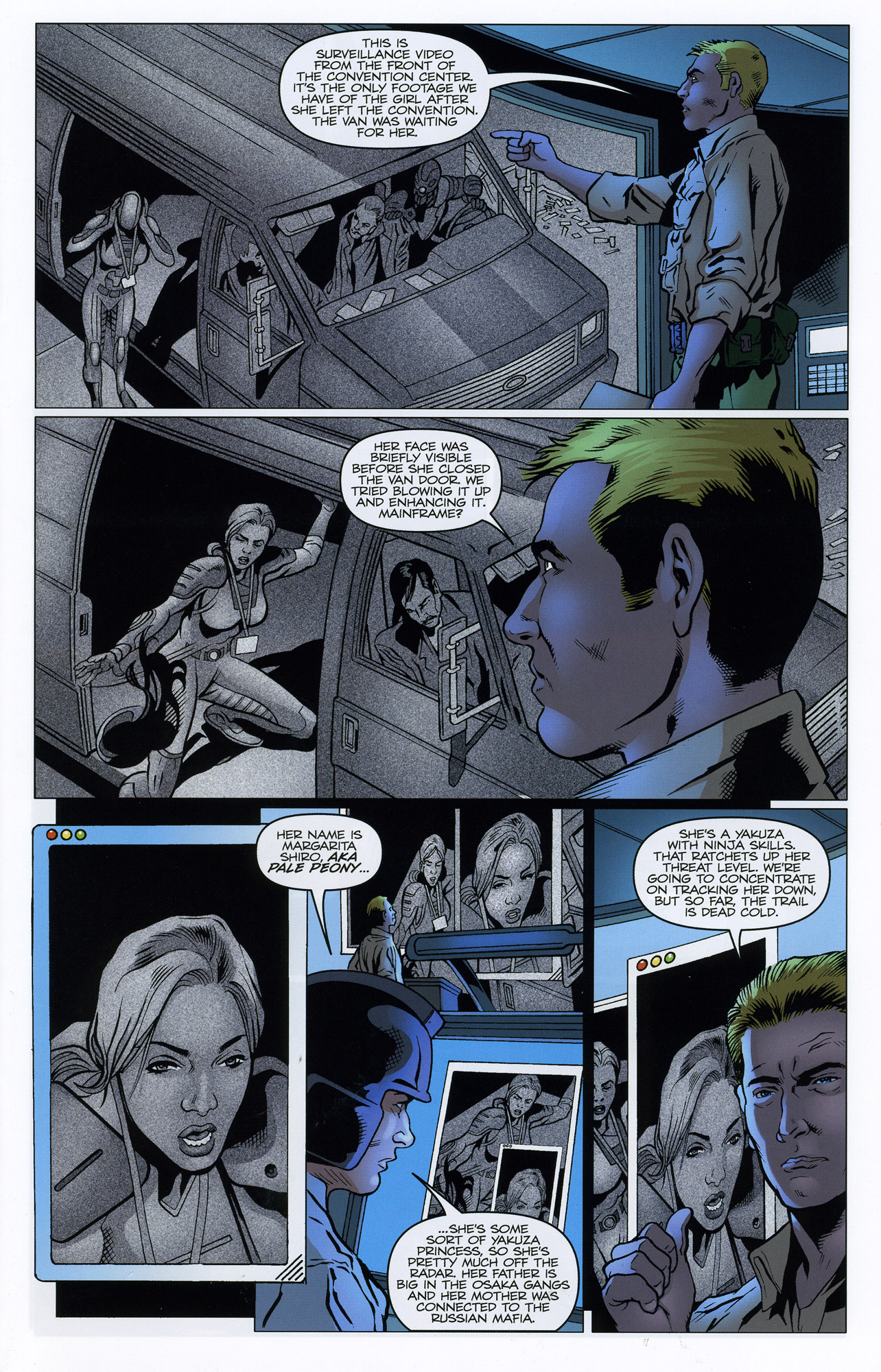 G.I. Joe: A Real American Hero 181 Page 7