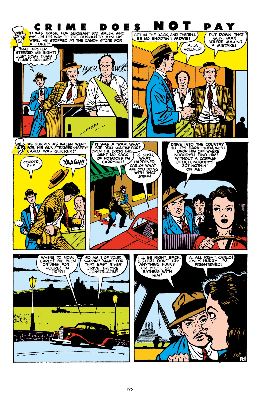 Read online Crime Does Not Pay Archives comic -  Issue # TPB 8 (Part 2) - 97