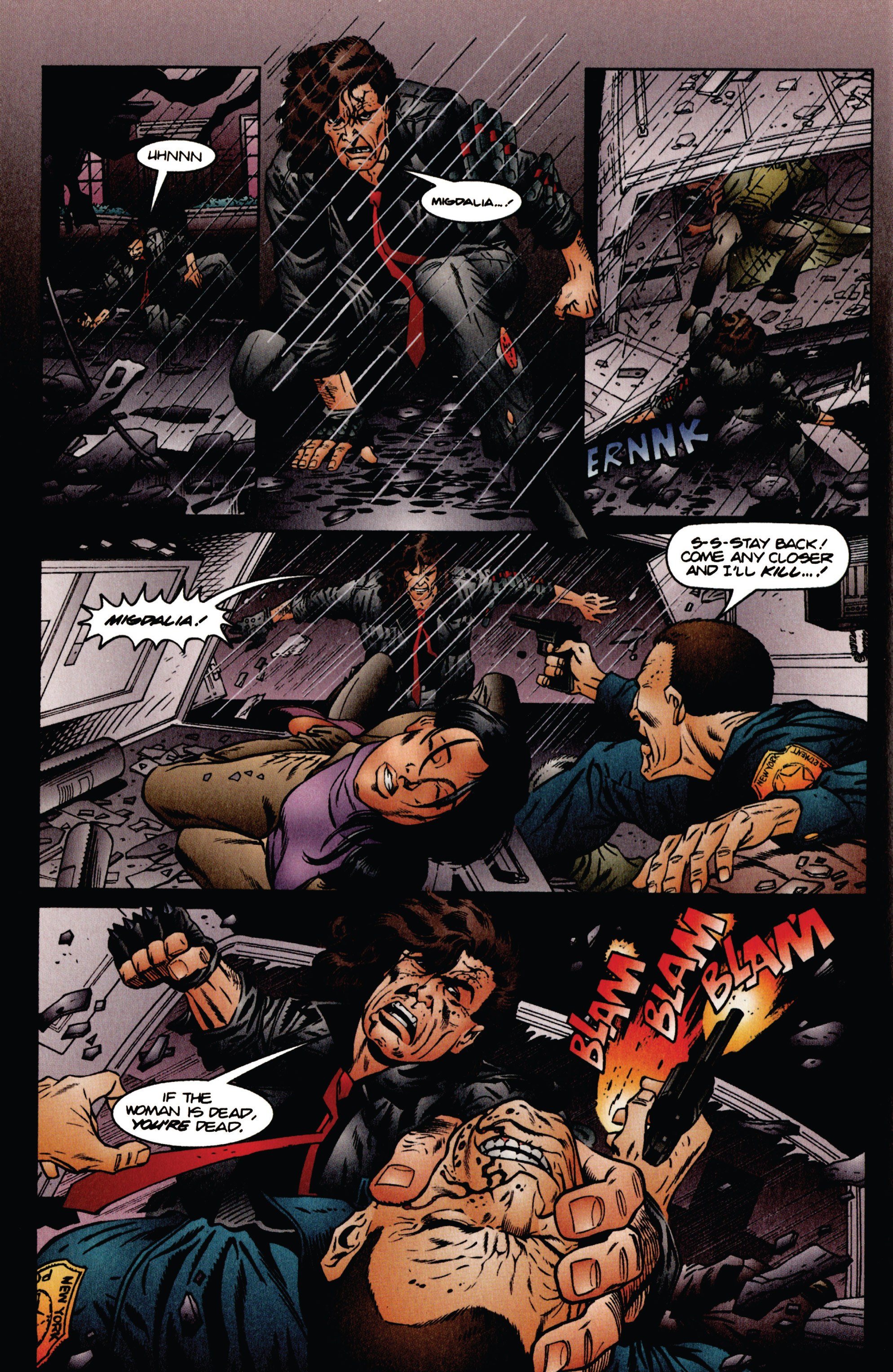 Read online Eternal Warrior (1992) comic -  Issue #39 - 17