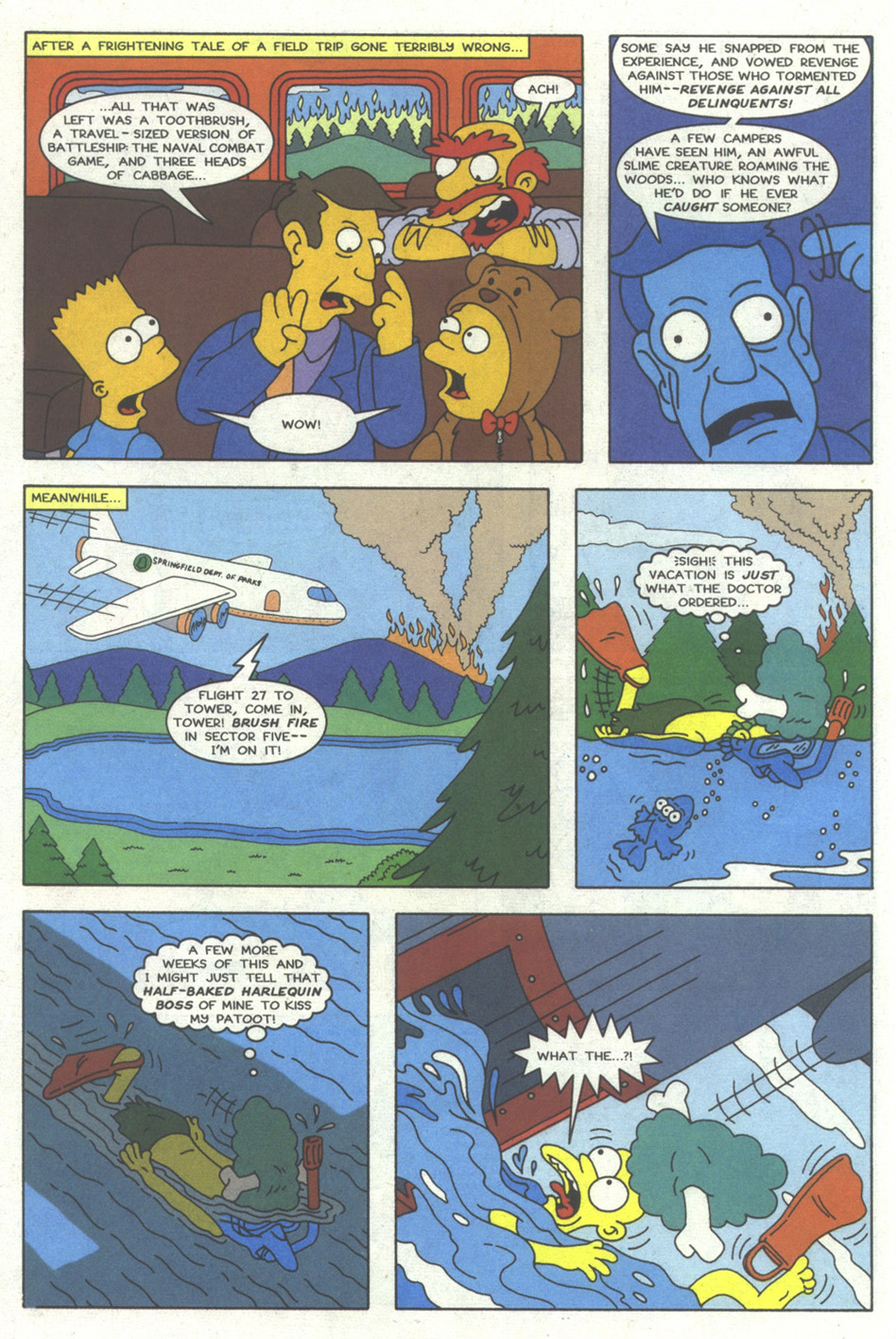 Read online Simpsons Comics comic -  Issue #21 - 9