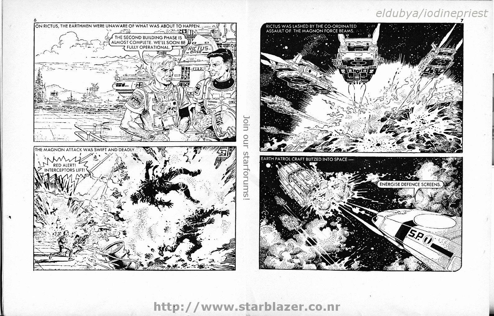 Starblazer issue 107 - Page 5
