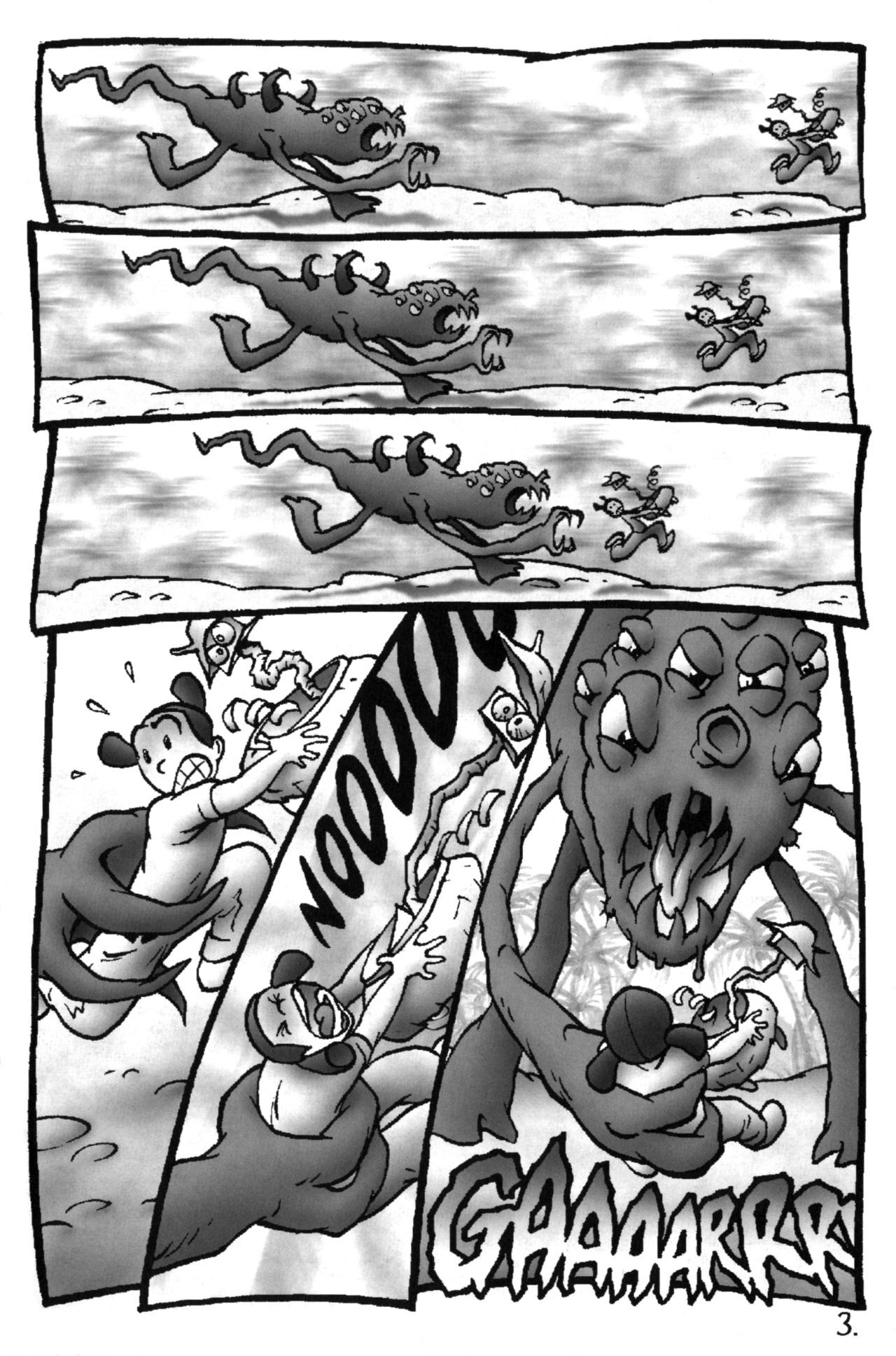Read online Akiko comic -  Issue #51 - 5