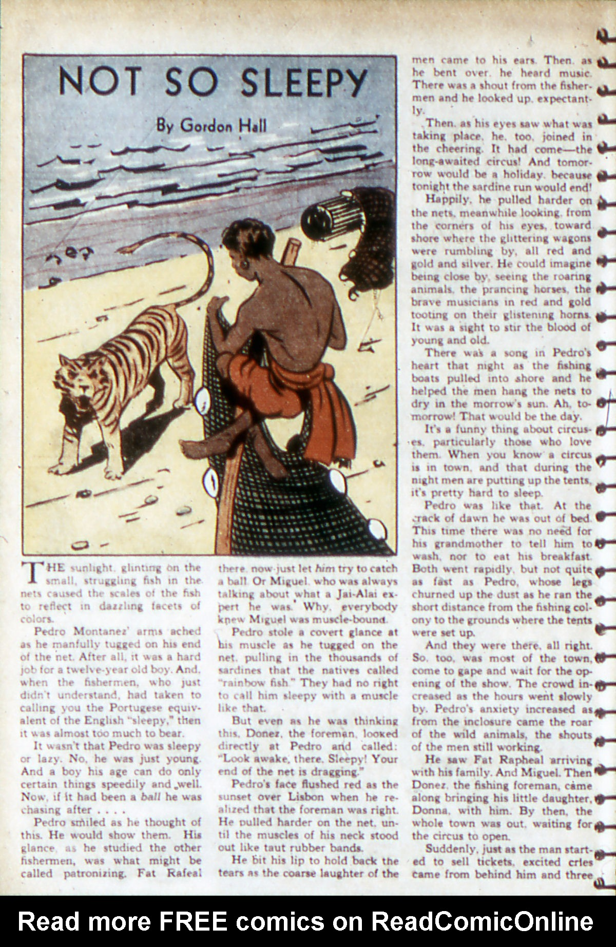 Read online Adventure Comics (1938) comic -  Issue #53 - 27