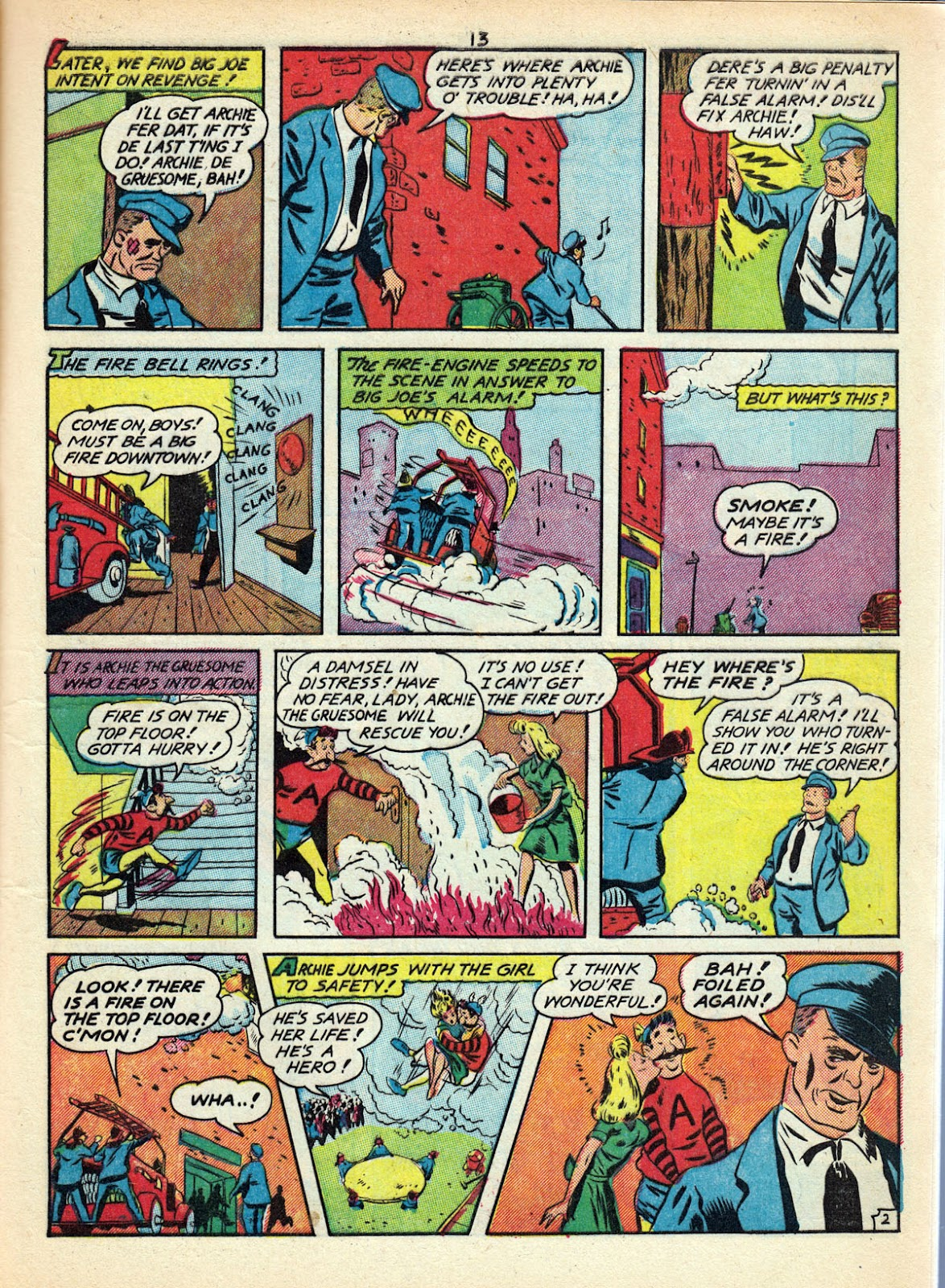 Read online Comedy Comics (1942) comic -  Issue #10 - 15