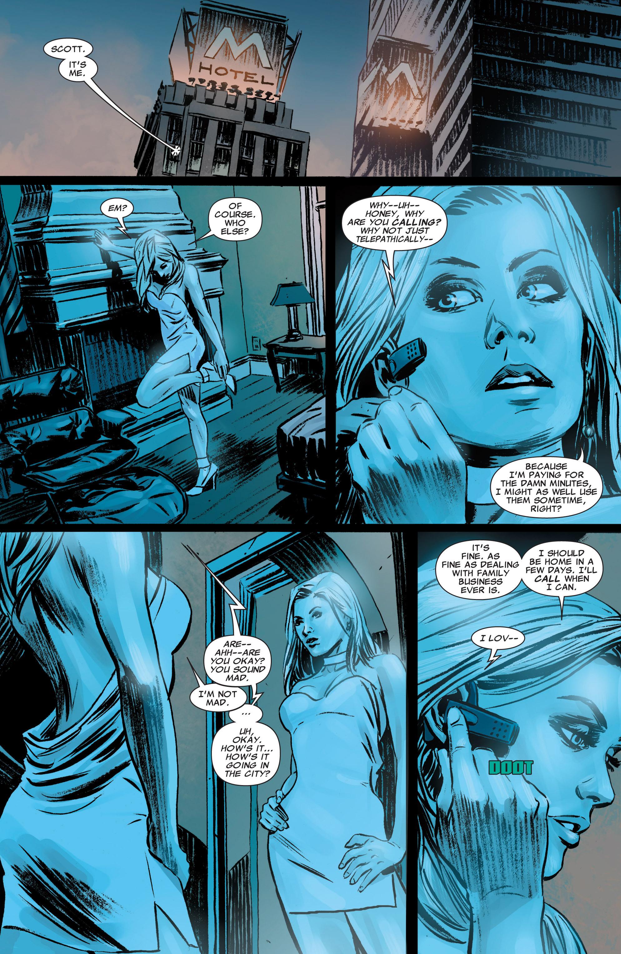 Read online Uncanny X-Men (1963) comic -  Issue # _Annual 2 (2009) - 16