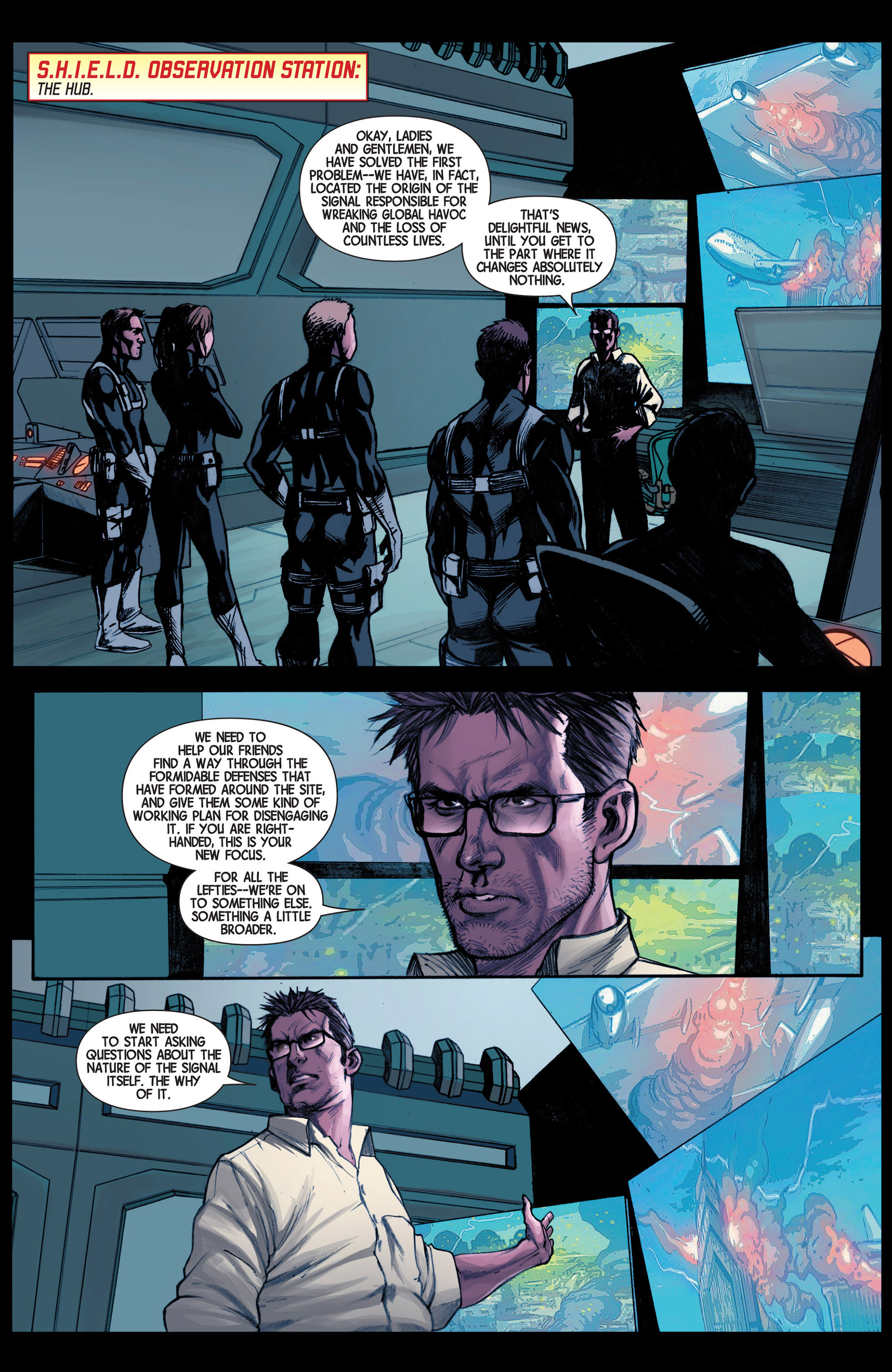 Read online Avengers (2013) comic -  Issue #15 - 8