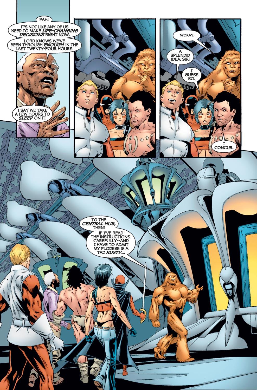 Read online Alpha Flight (2004) comic -  Issue #7 - 6
