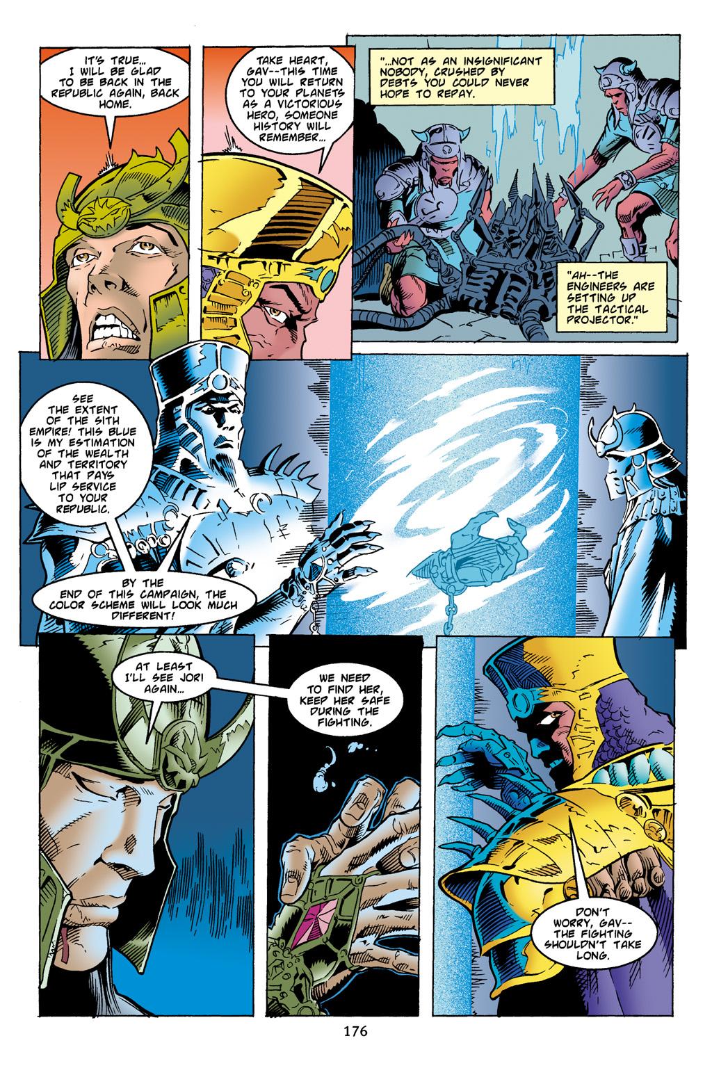 Read online Star Wars Omnibus comic -  Issue # Vol. 4 - 170