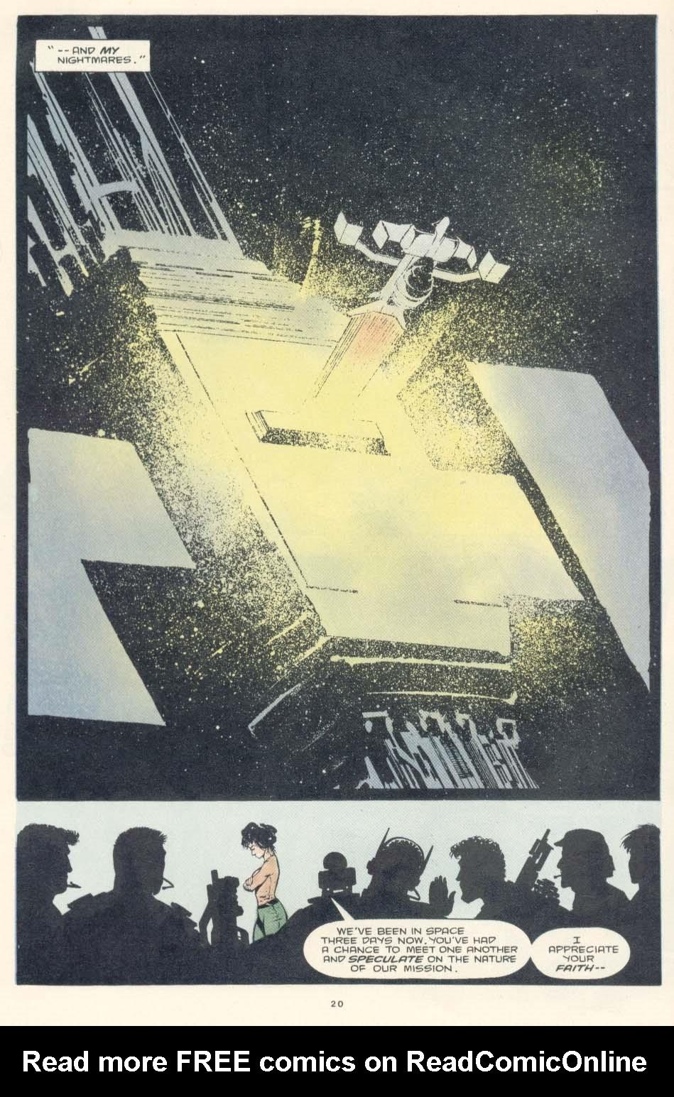 Read online Aliens: Earth War comic -  Issue #2 - 22
