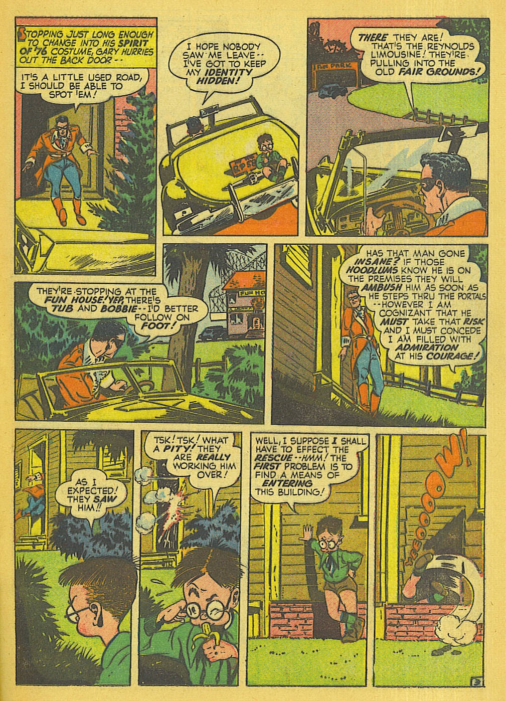 Green Hornet Comics issue 32 - Page 18