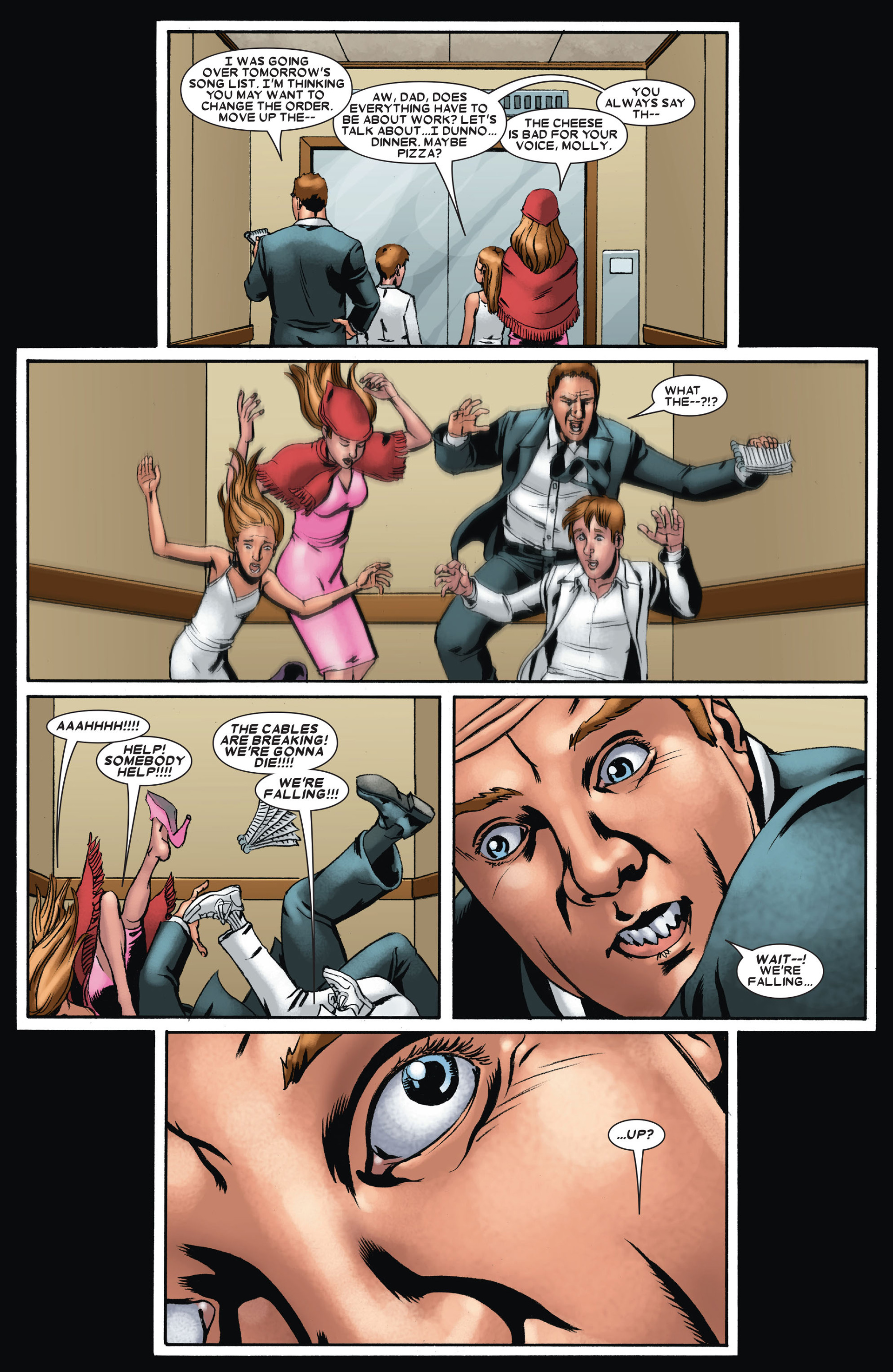 Read online X-Factor (2006) comic -  Issue #23 - 15