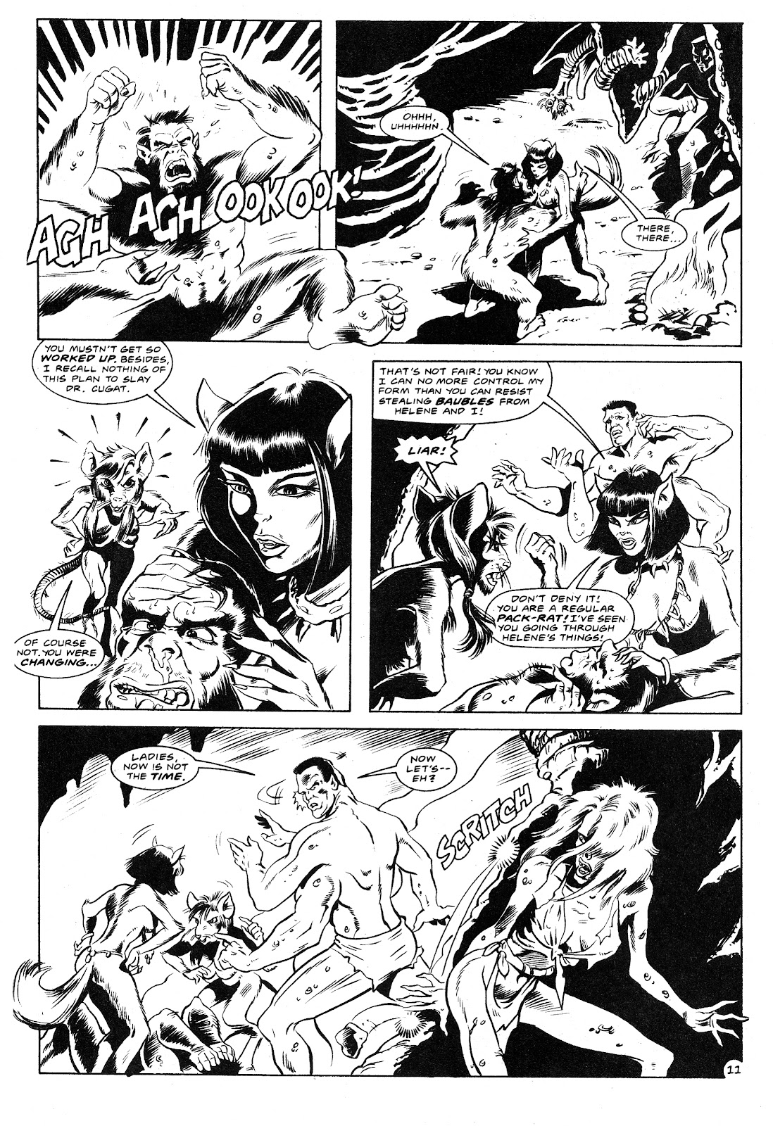 Ex-Mutants: The Shattered Earth Chronicles issue 9 - Page 13
