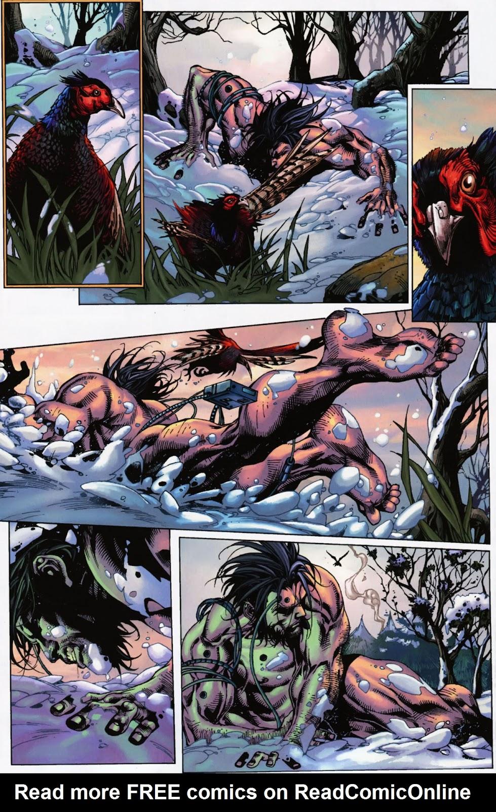 Read online Wolverine (2003) comic -  Issue #900 - 98
