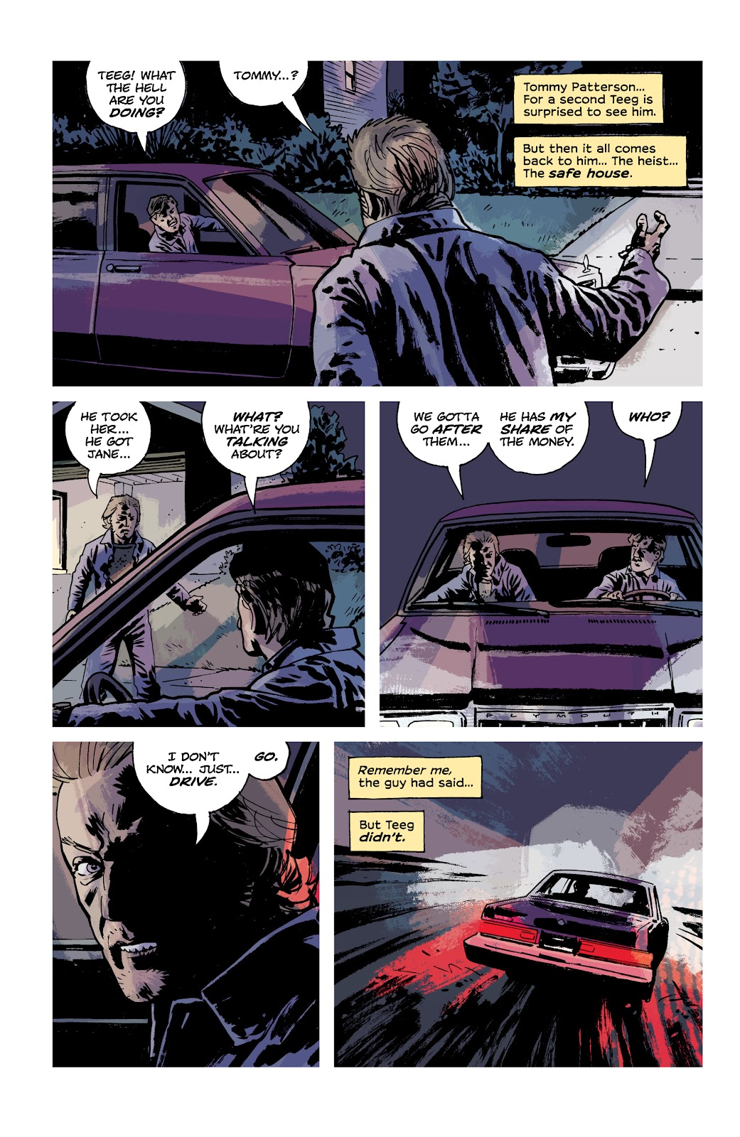 Read online Criminal (2019) comic -  Issue #12 - 7