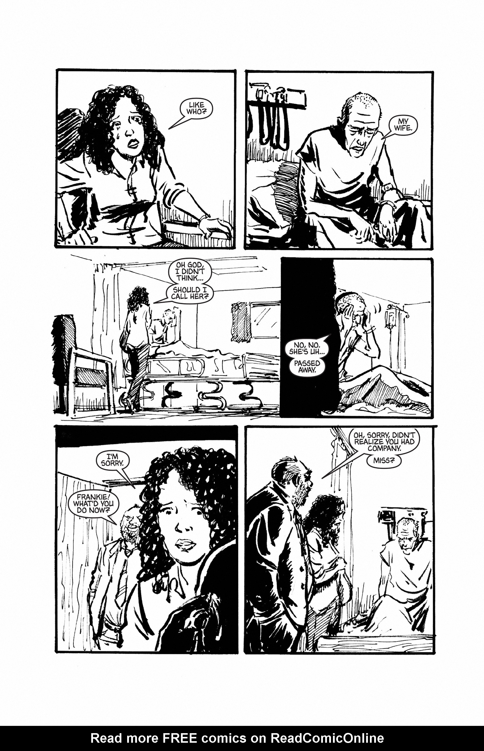 Read online Tumor comic -  Issue # TPB - 68