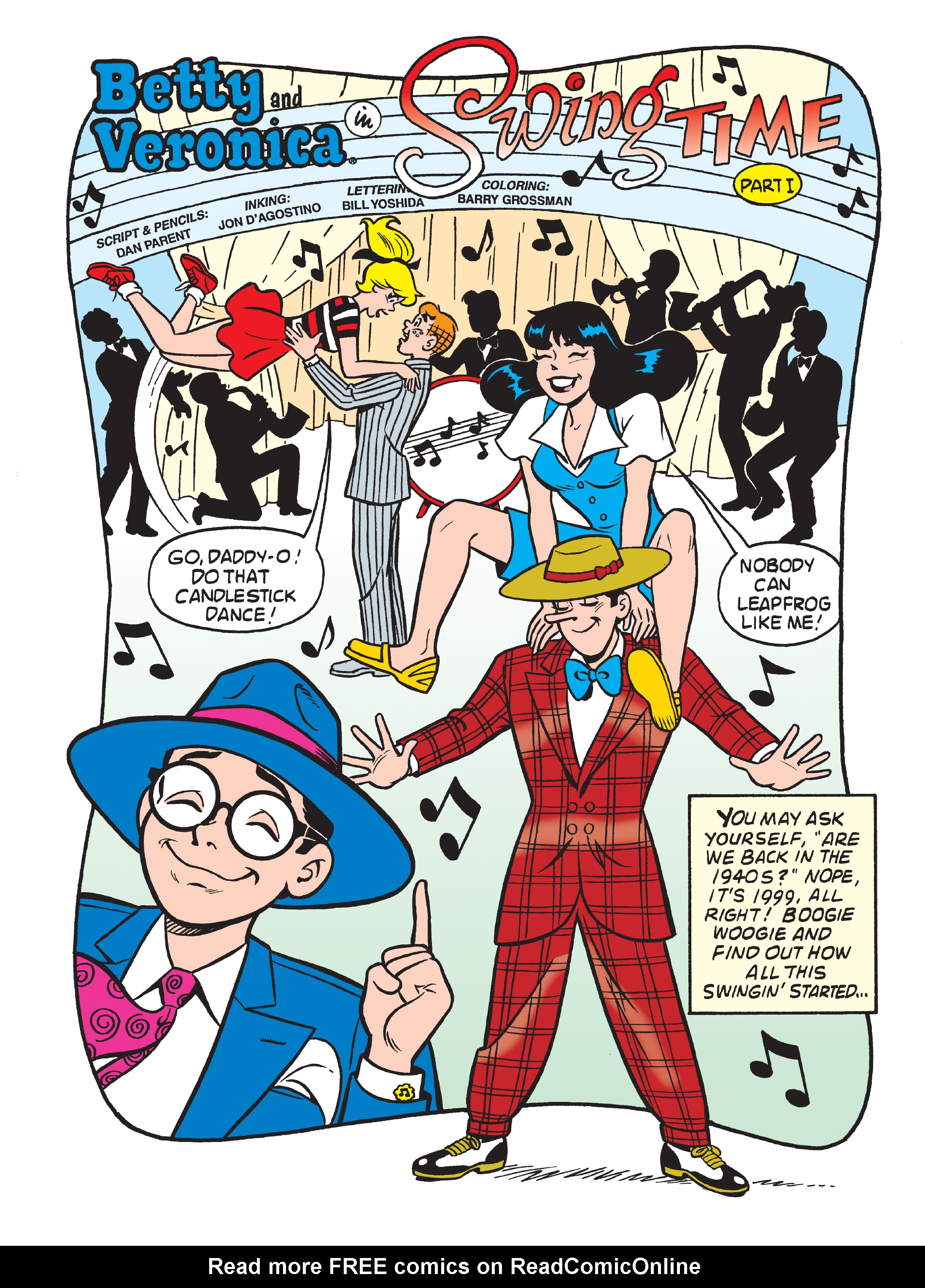 Read online Archie 75th Anniversary Digest comic -  Issue #5 - 205