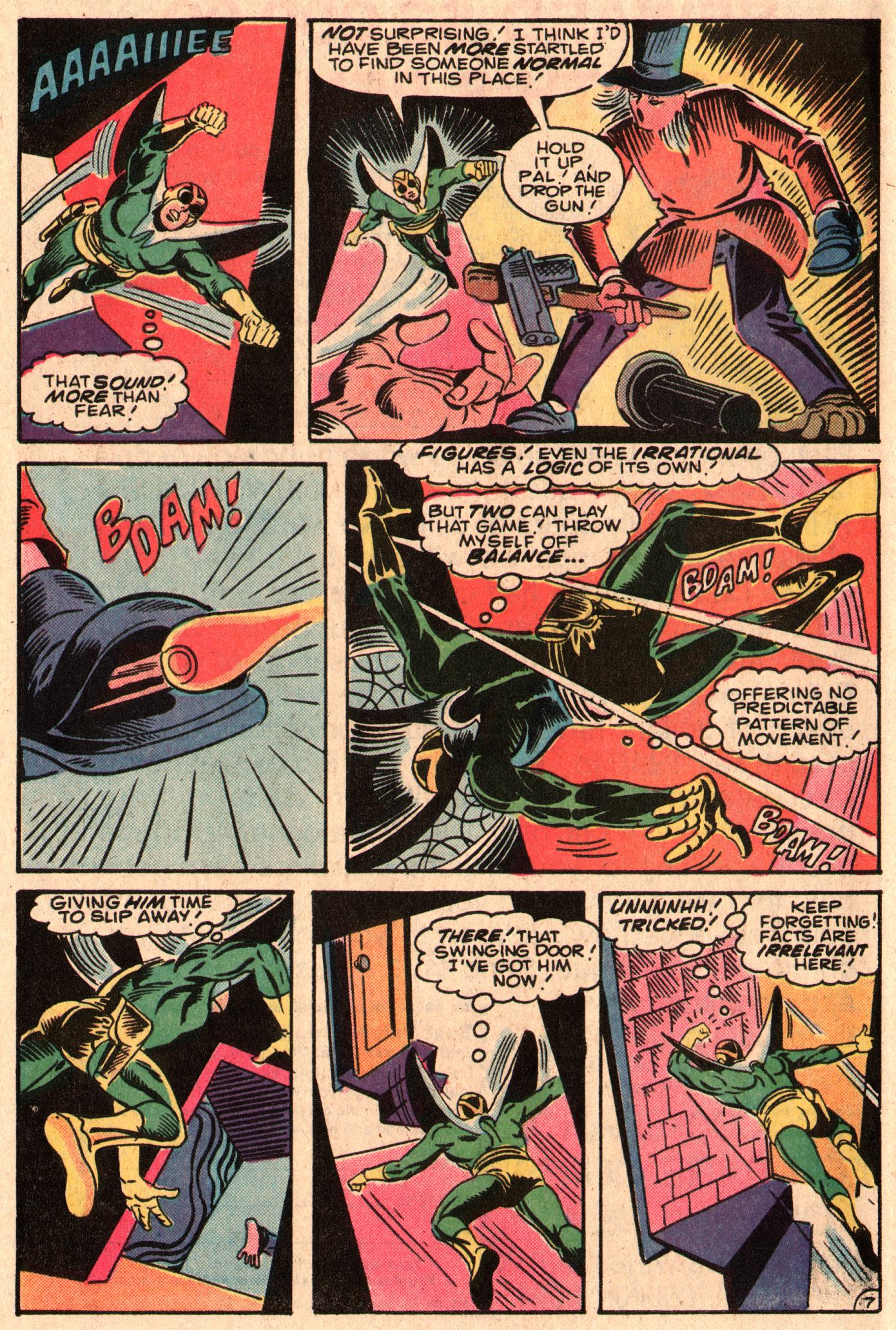 Read online The Fly (1983) comic -  Issue #6 - 10