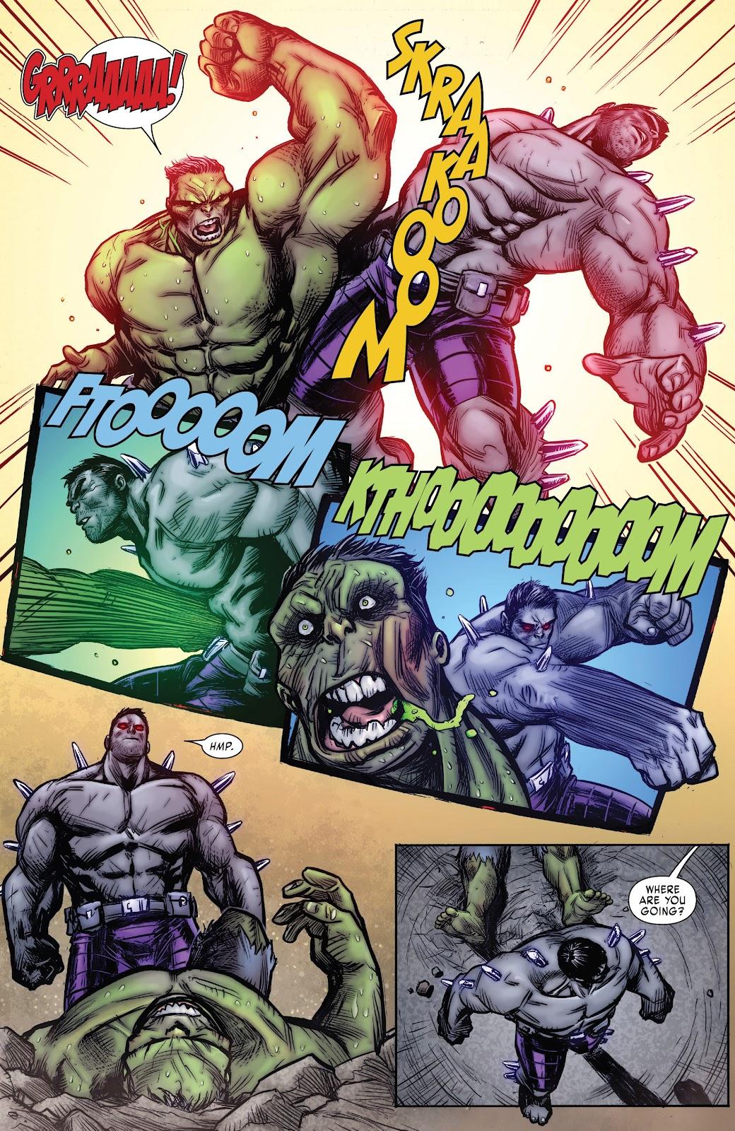 Read online Hulkverines comic -  Issue #1 - 25
