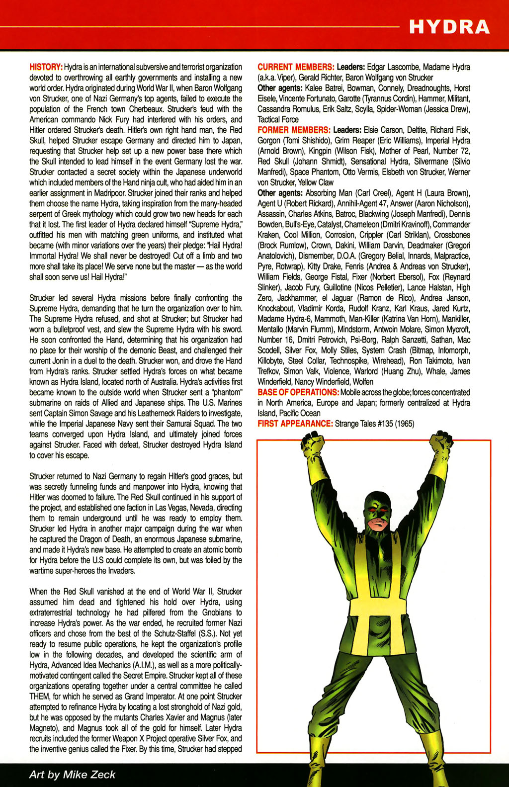 Read online All-New Official Handbook of the Marvel Universe A to Z comic -  Issue #5 - 41