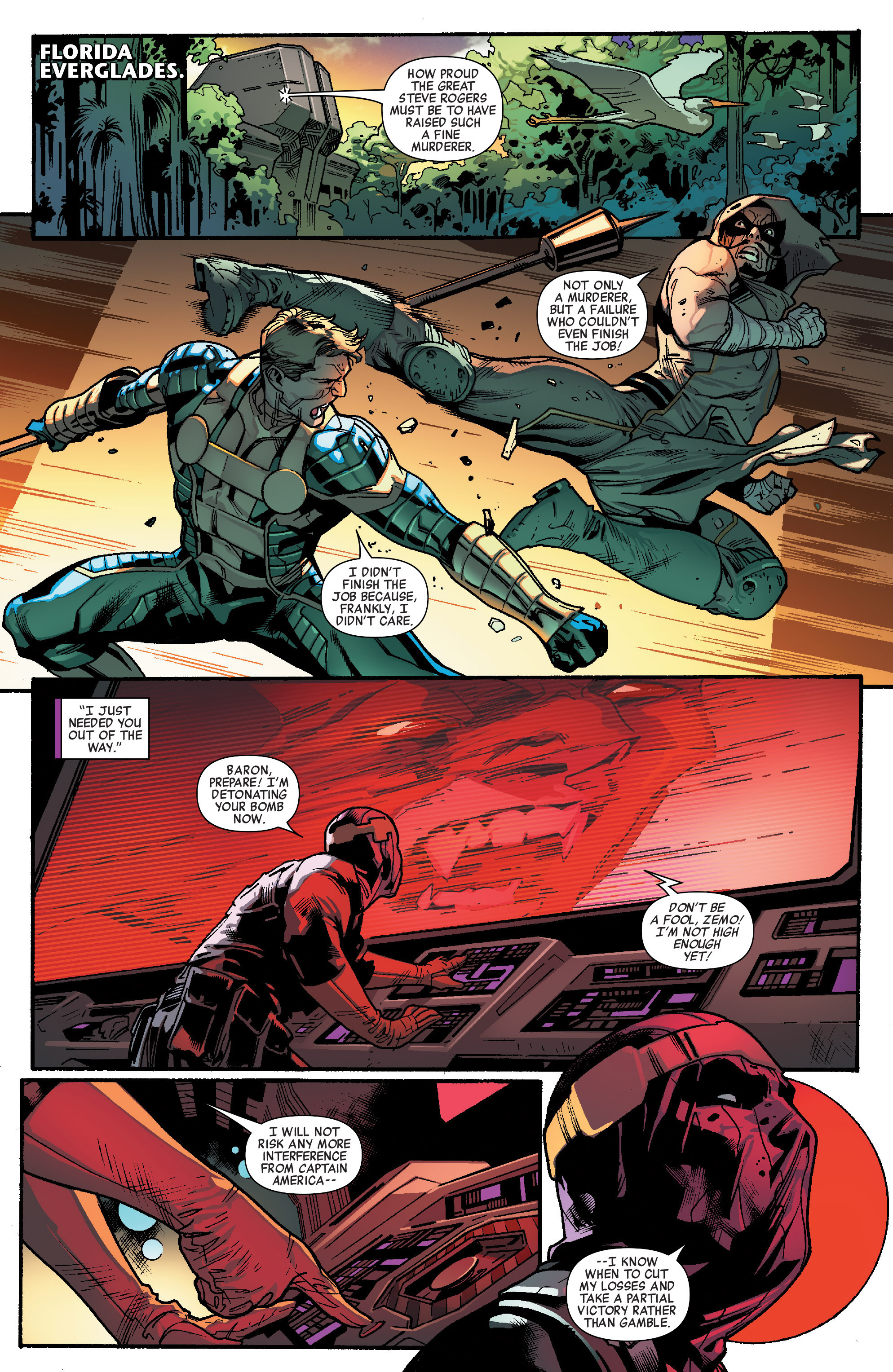 Read online All-New Captain America comic -  Issue #6 - 7