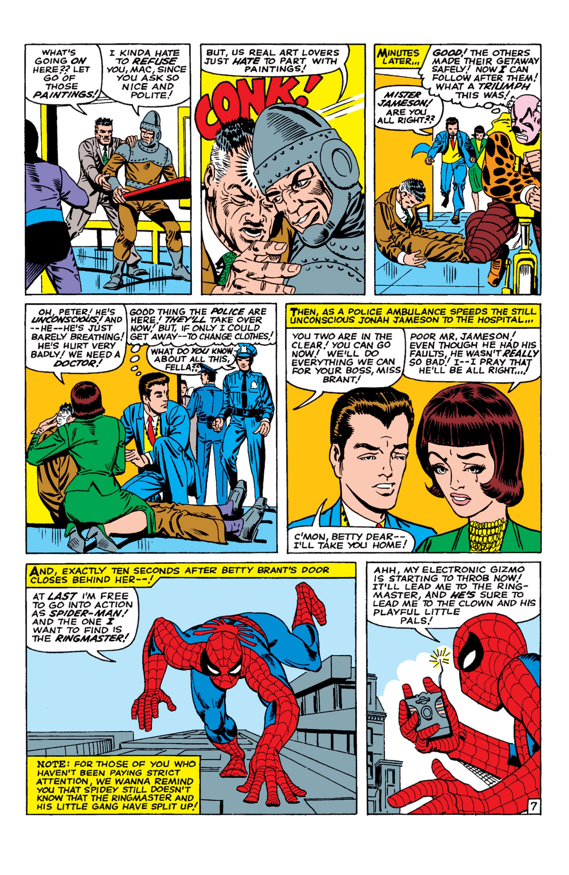 The Amazing Spider-Man (1963) 22 Page 7