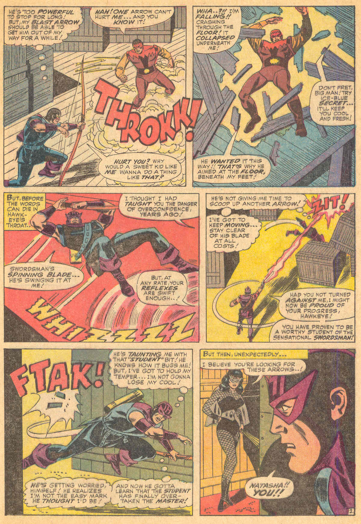 The Avengers (1963) 30 Page 12