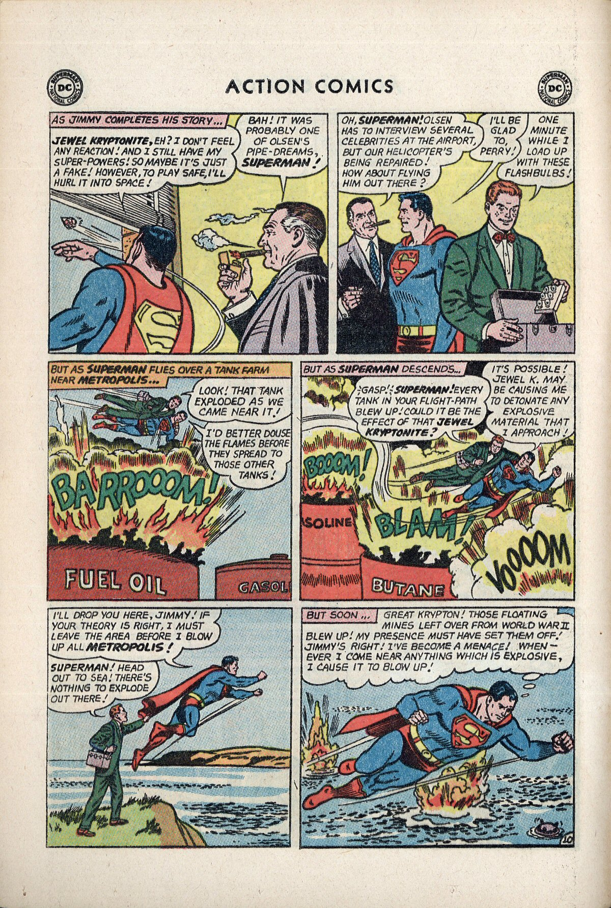 Read online Action Comics (1938) comic -  Issue #310 - 12