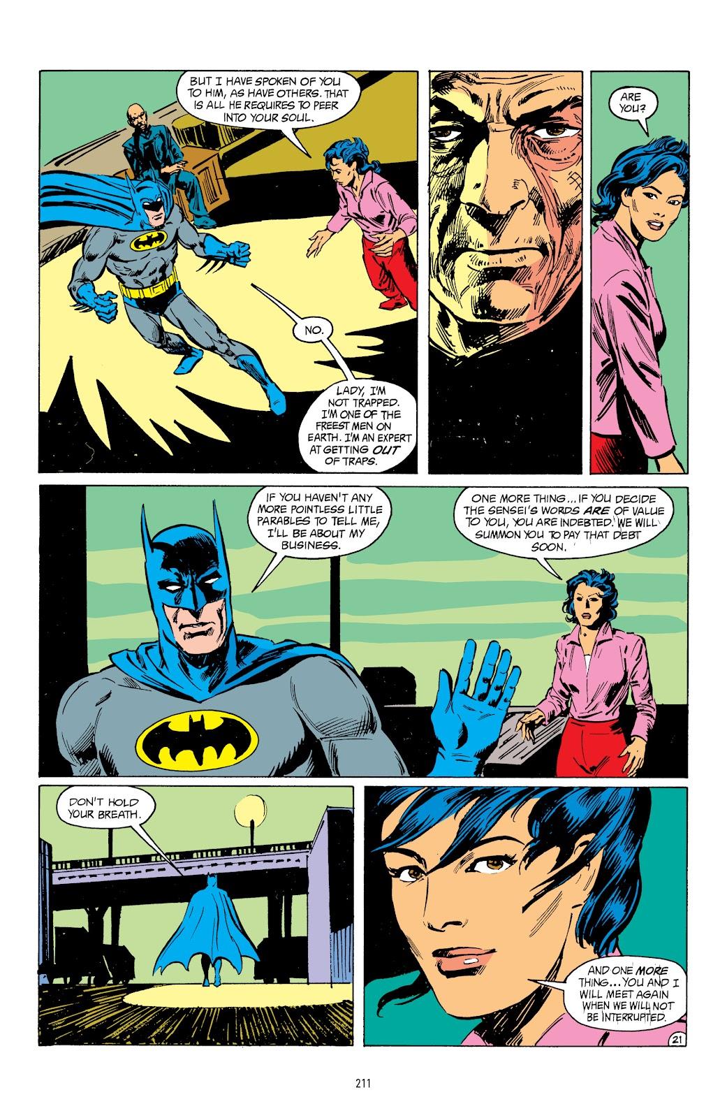 Read online Detective Comics (1937) comic -  Issue # _TPB Batman - The Dark Knight Detective 2 (Part 3) - 13