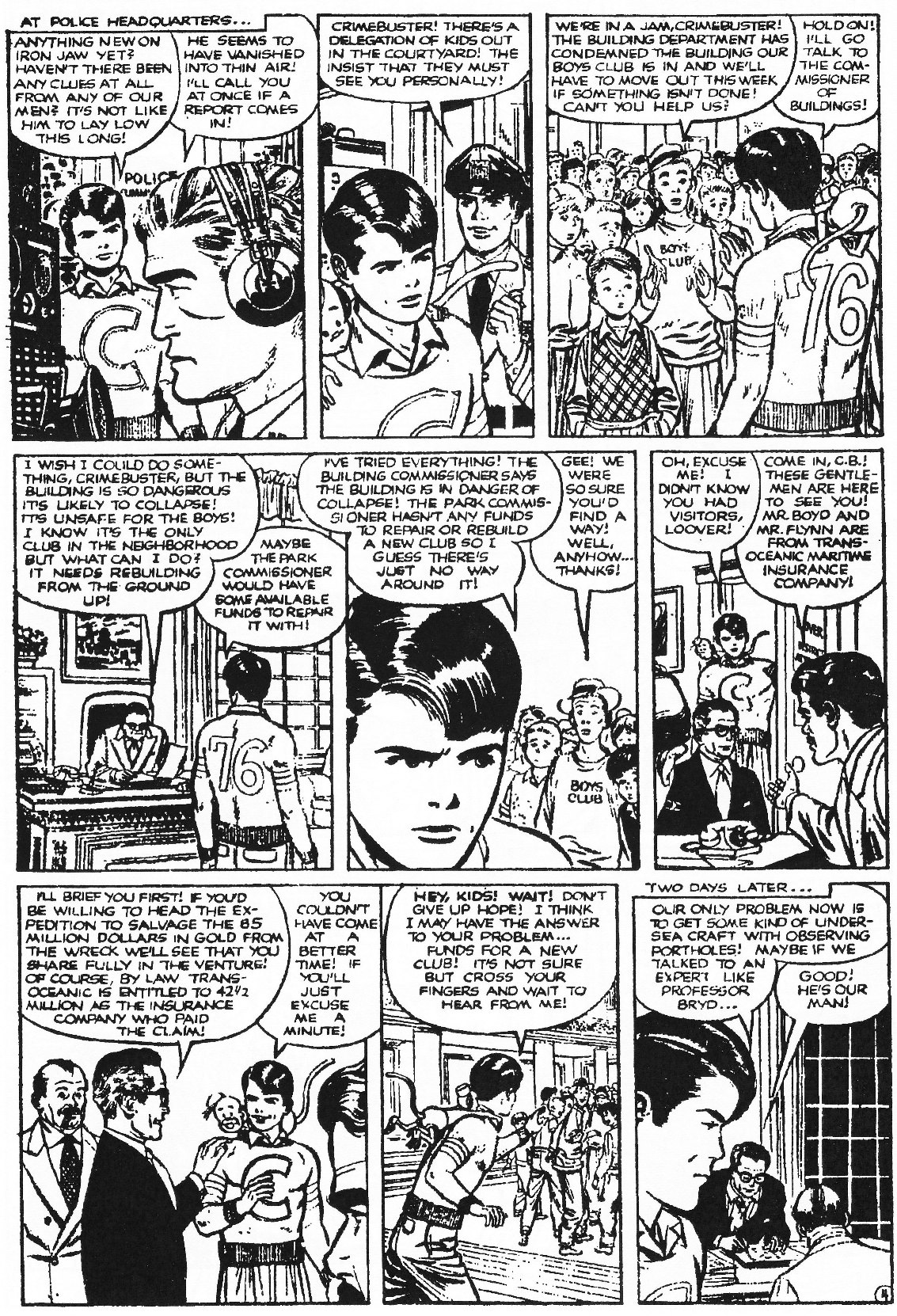 Read online Men of Mystery Comics comic -  Issue #75 - 26